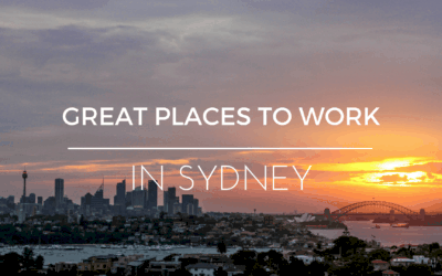 Great Places to Work in Sydney