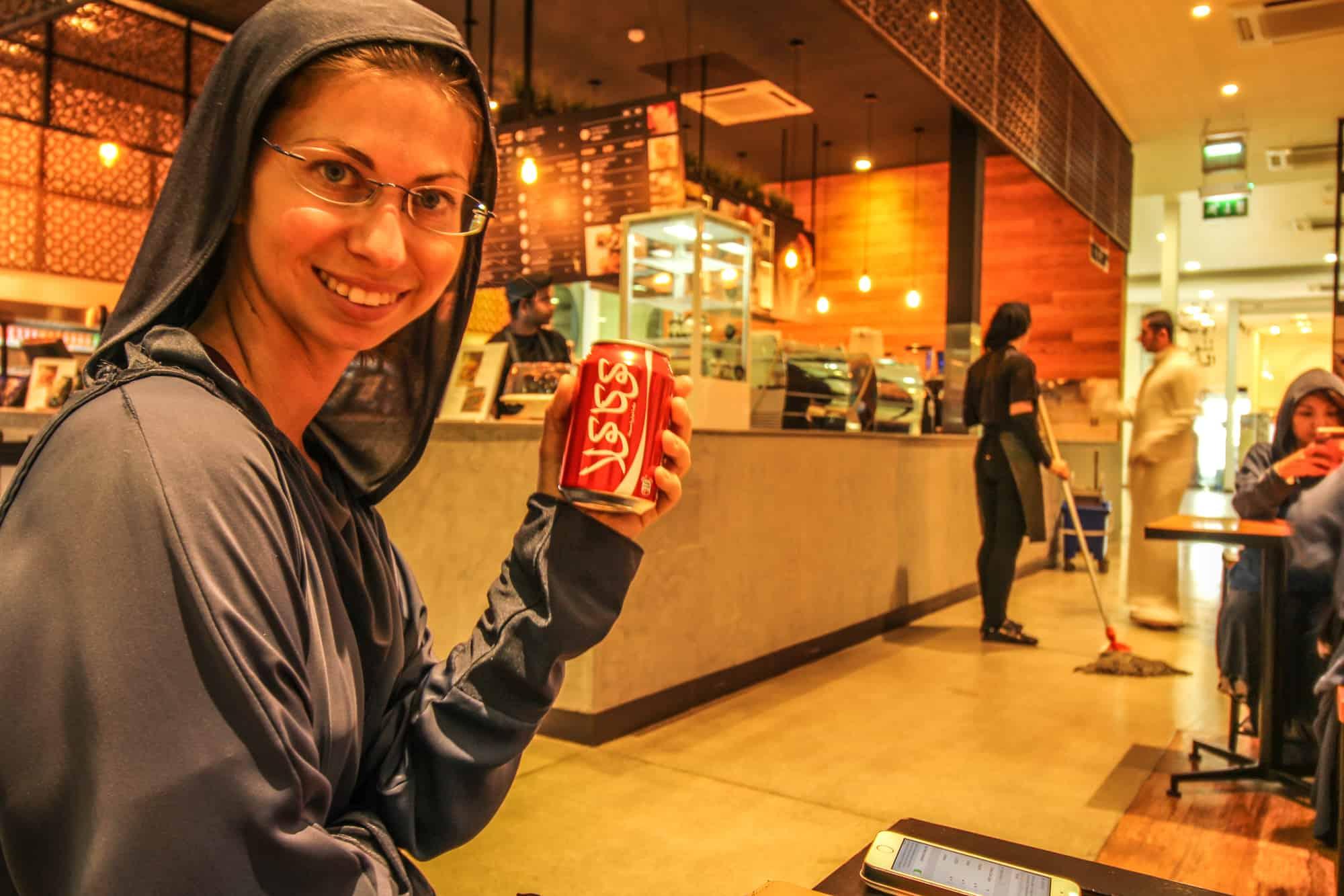 barbara arab coke