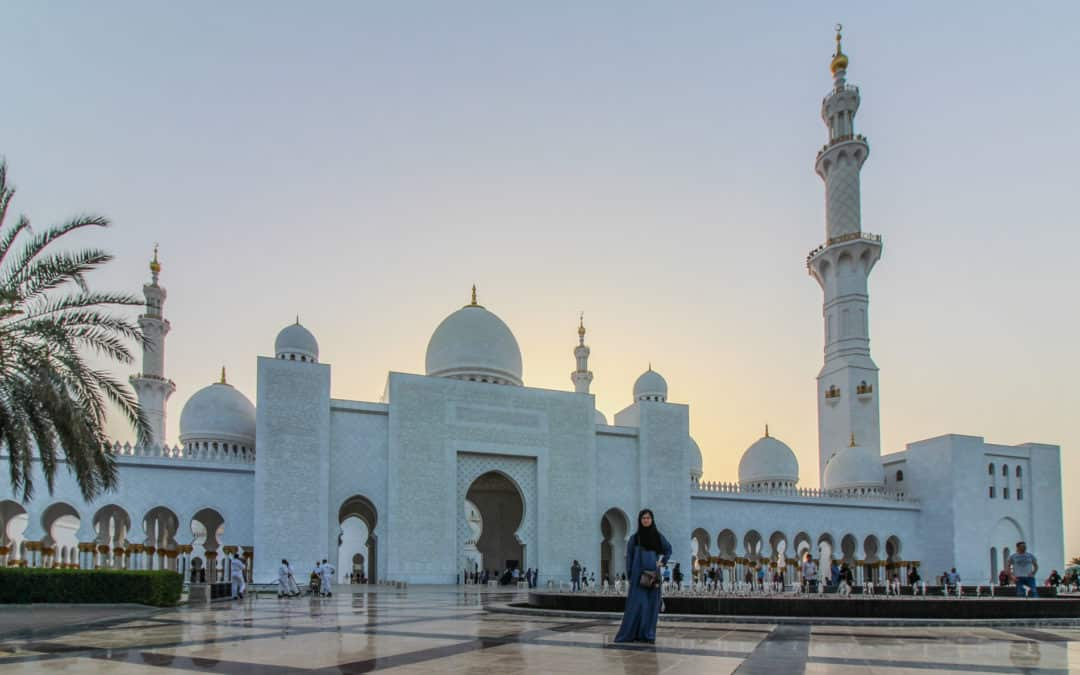 Sheikh Zayed Grand Mosque: A Day Trip From Dubai to Abu Dhabi