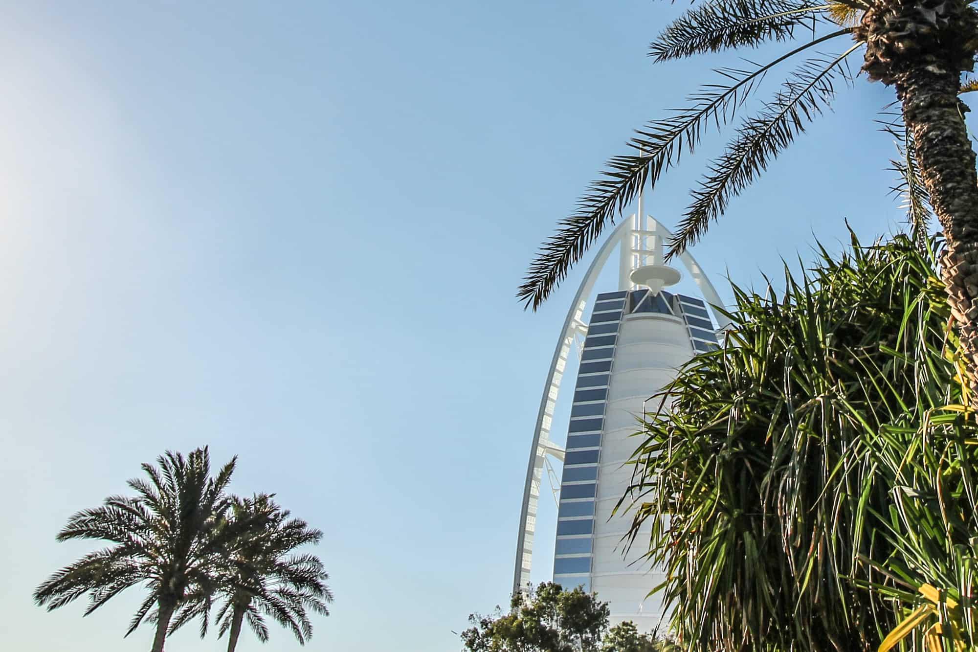 Photo Spots in Dubai – Burj Al Arab