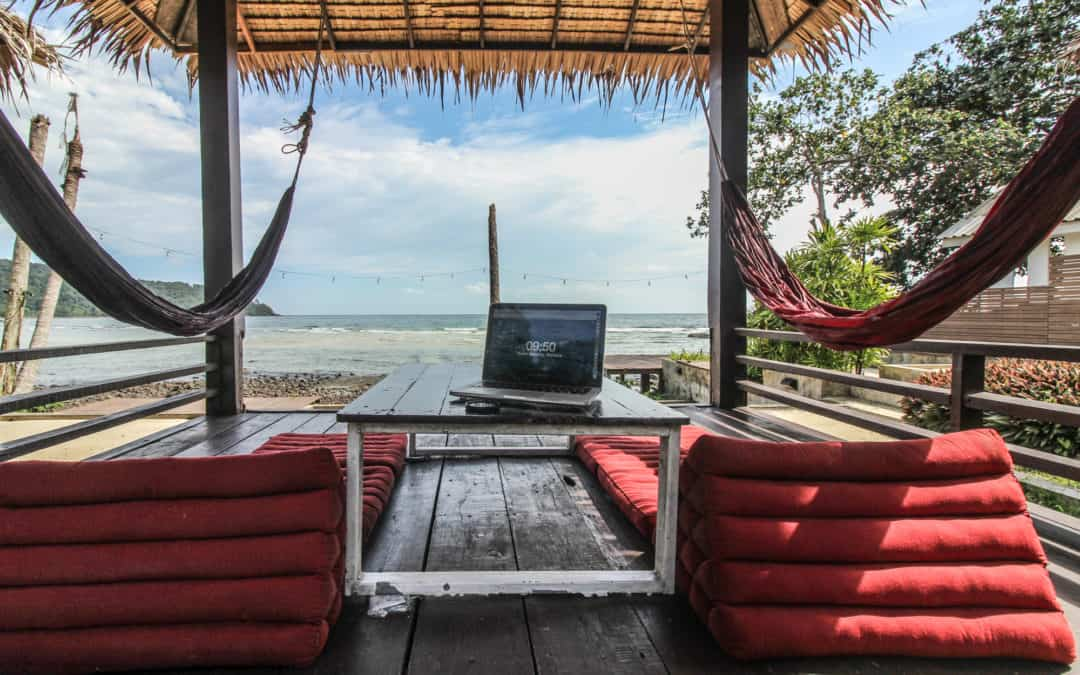 How to Start as a Digital Nomad in 3 Steps