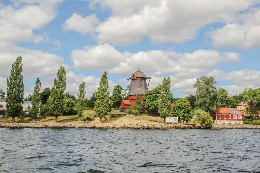 Alte Mühle Stockholm