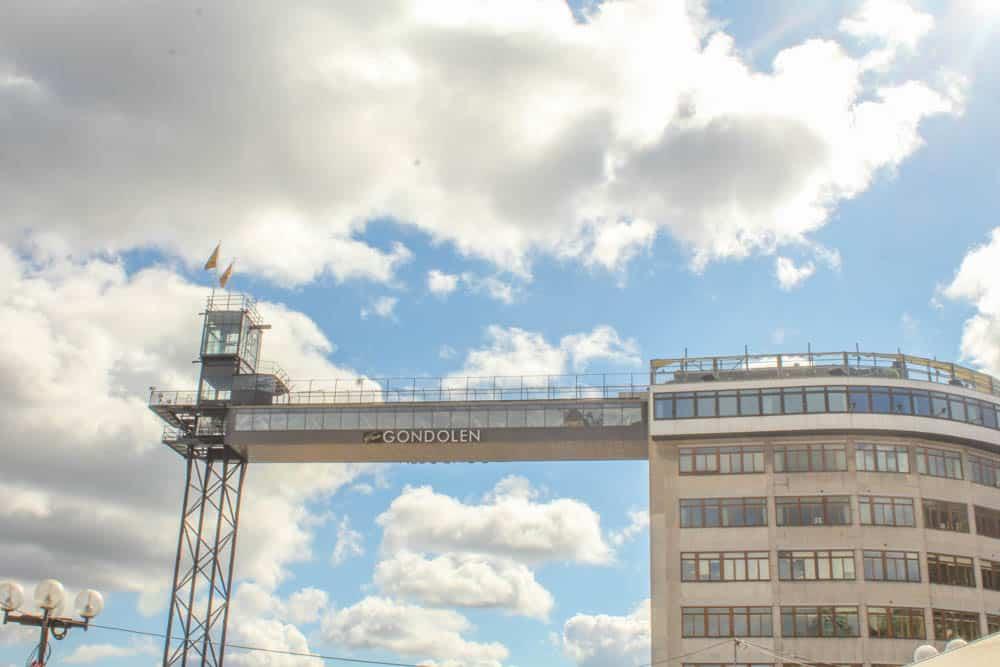 Aufzug Södermalm