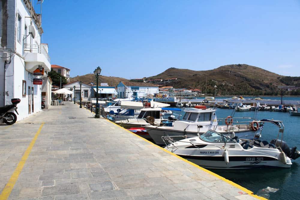 Hafen Lemnos