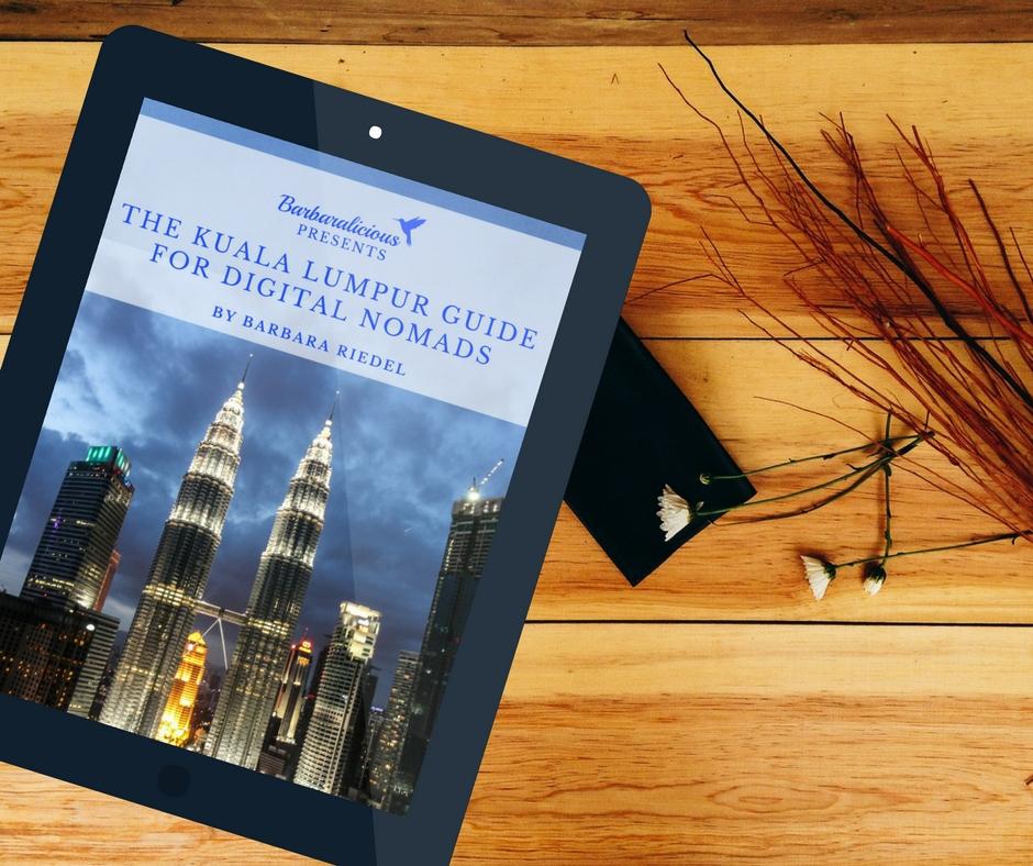 Kuala Lumpur Guide iPad