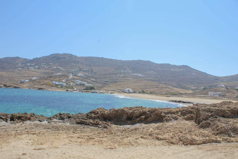 Strand in Mykonos 2