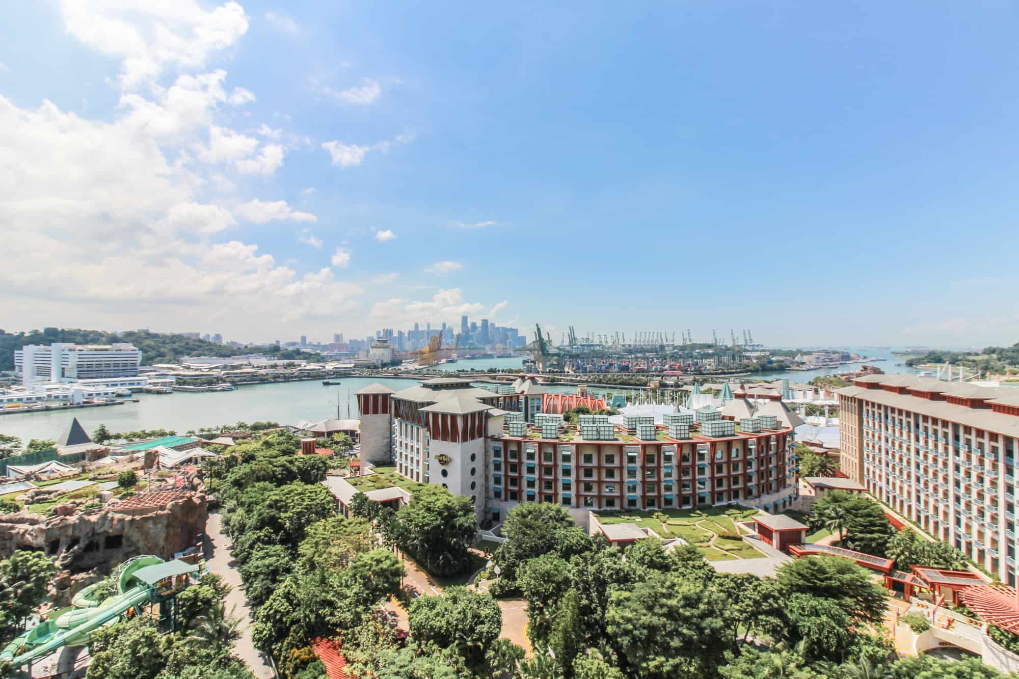 Photo Spots in Singapore: Sentosa
