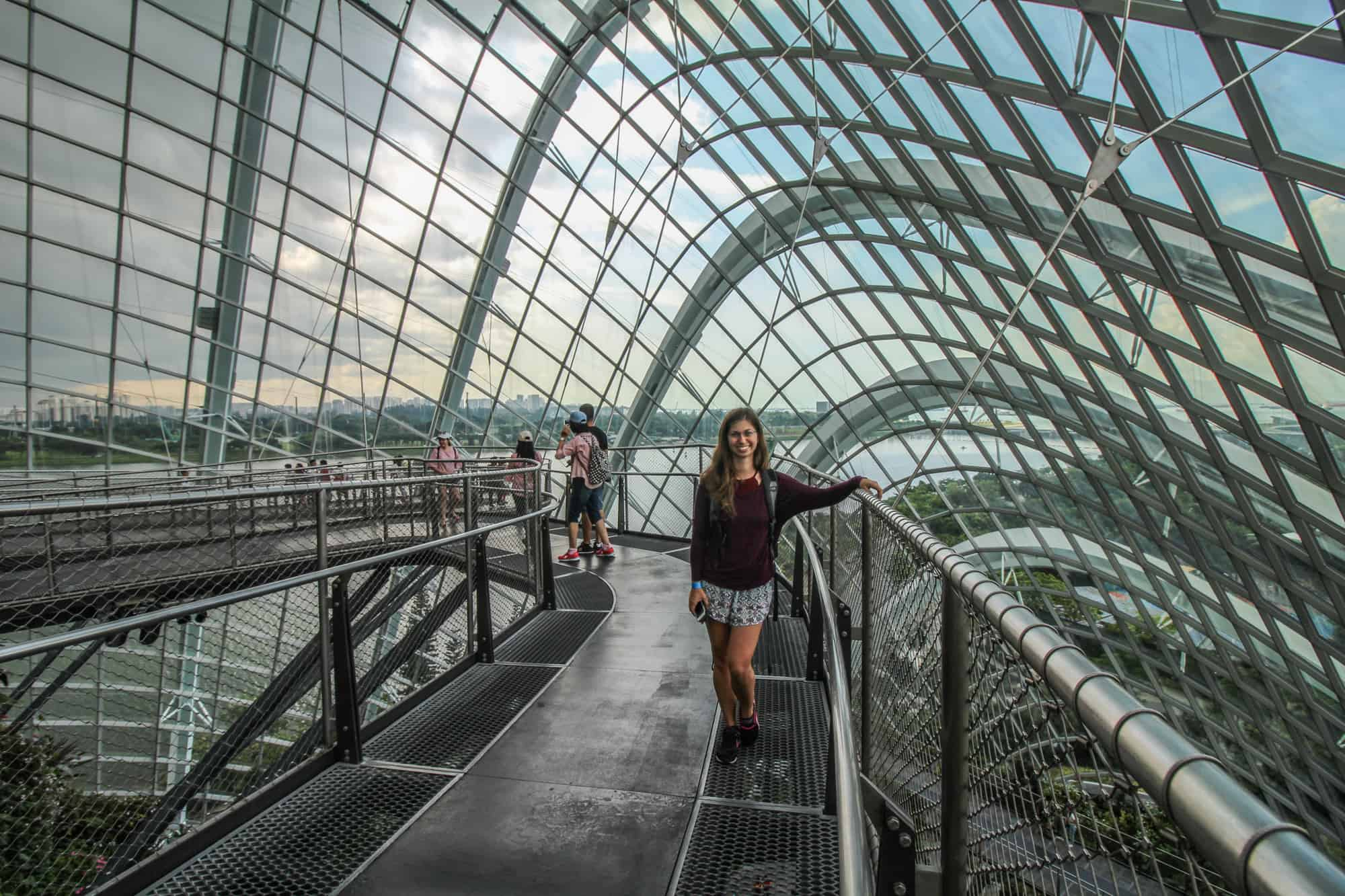 Photo Spots in Singapore: Gardens by the Bay