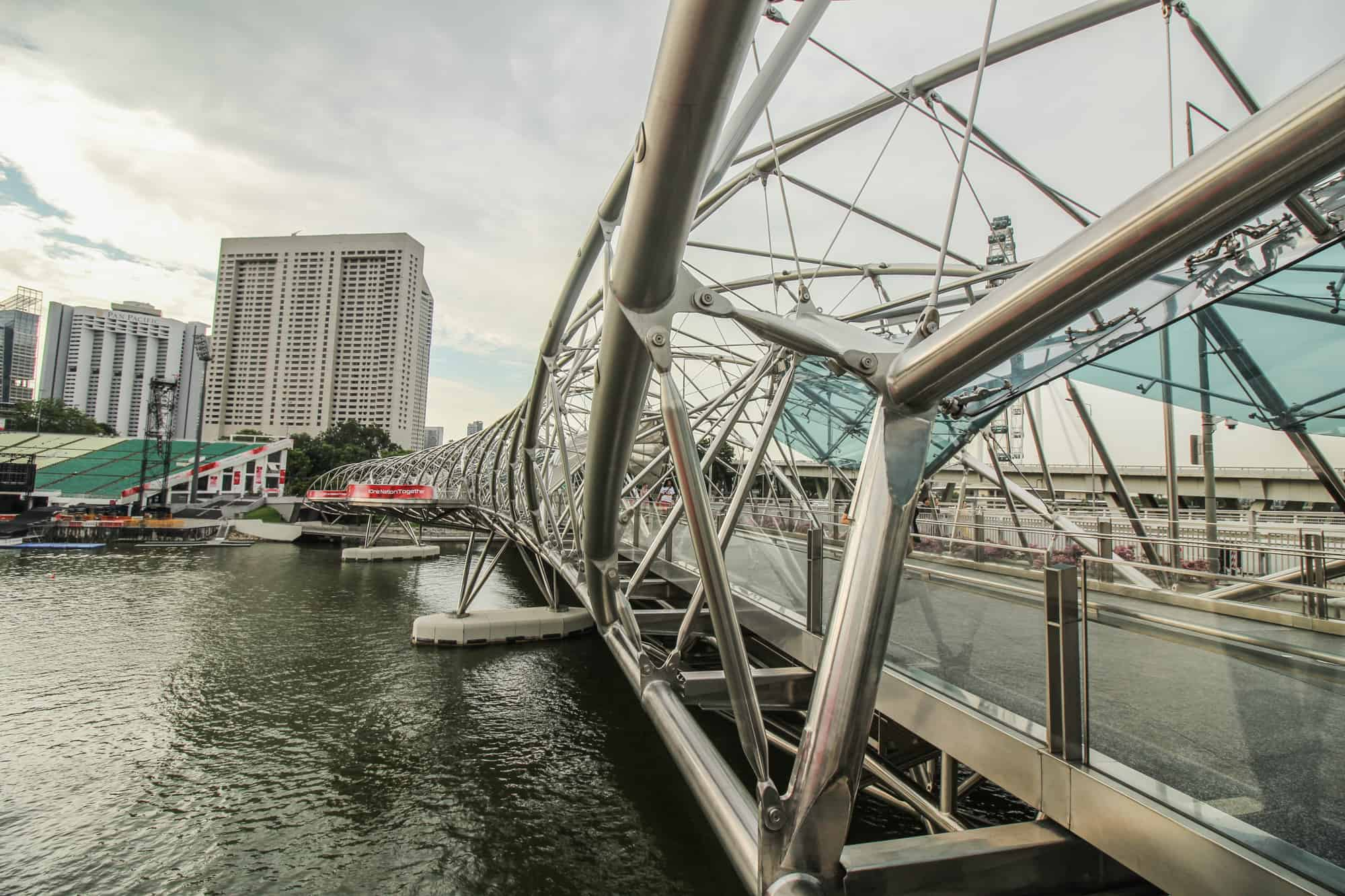 Photo Spots in Singapore: Helix