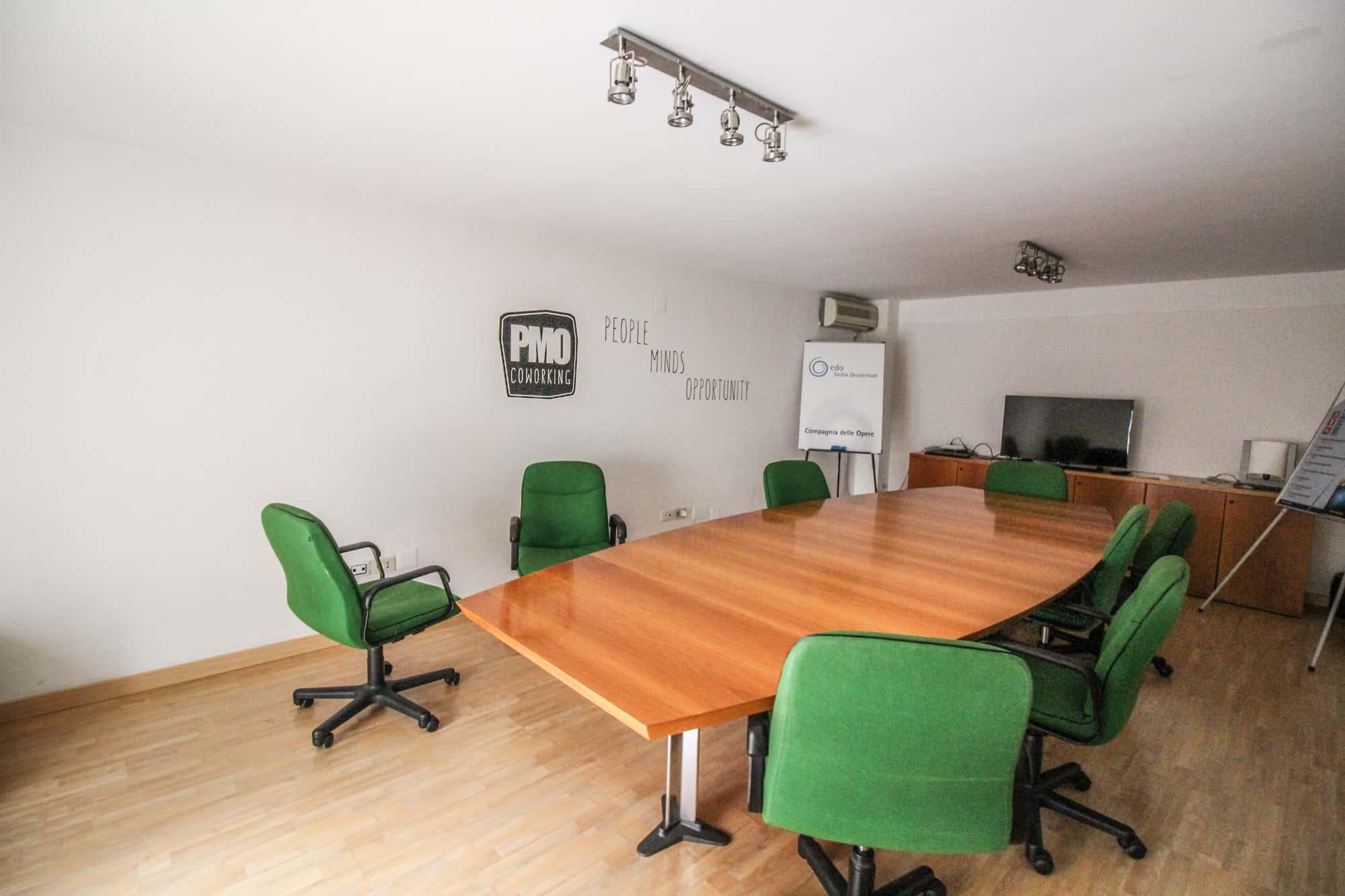 PMO Coworking Meeting Room