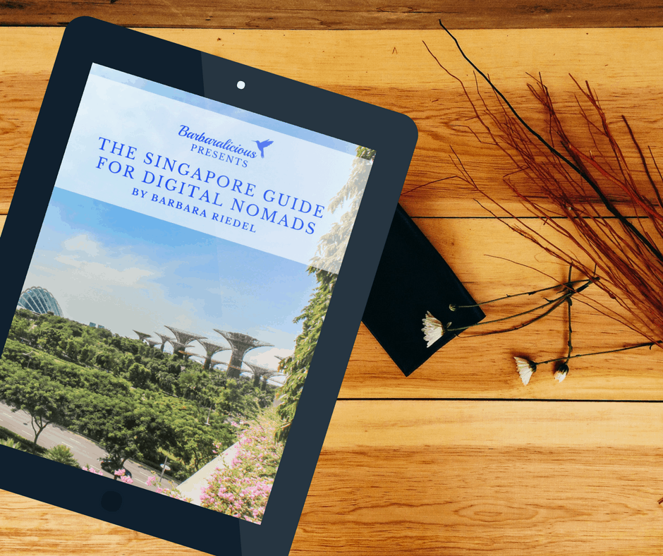 The Singapore Guide for Digital Nomads – Handbook for Connected Travelers in Singapore