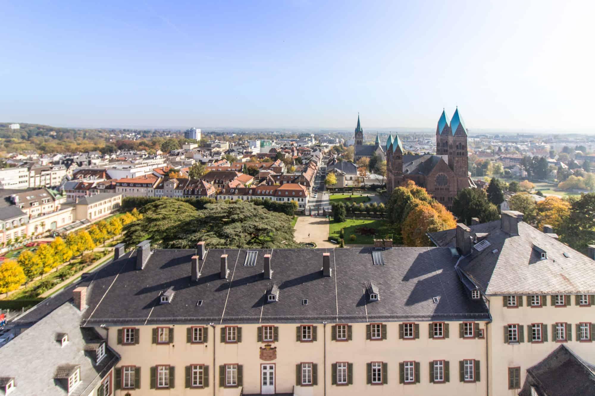 Ausflugsziele im Herbst im Rhein-Main-Gebiet –Bad Homburg