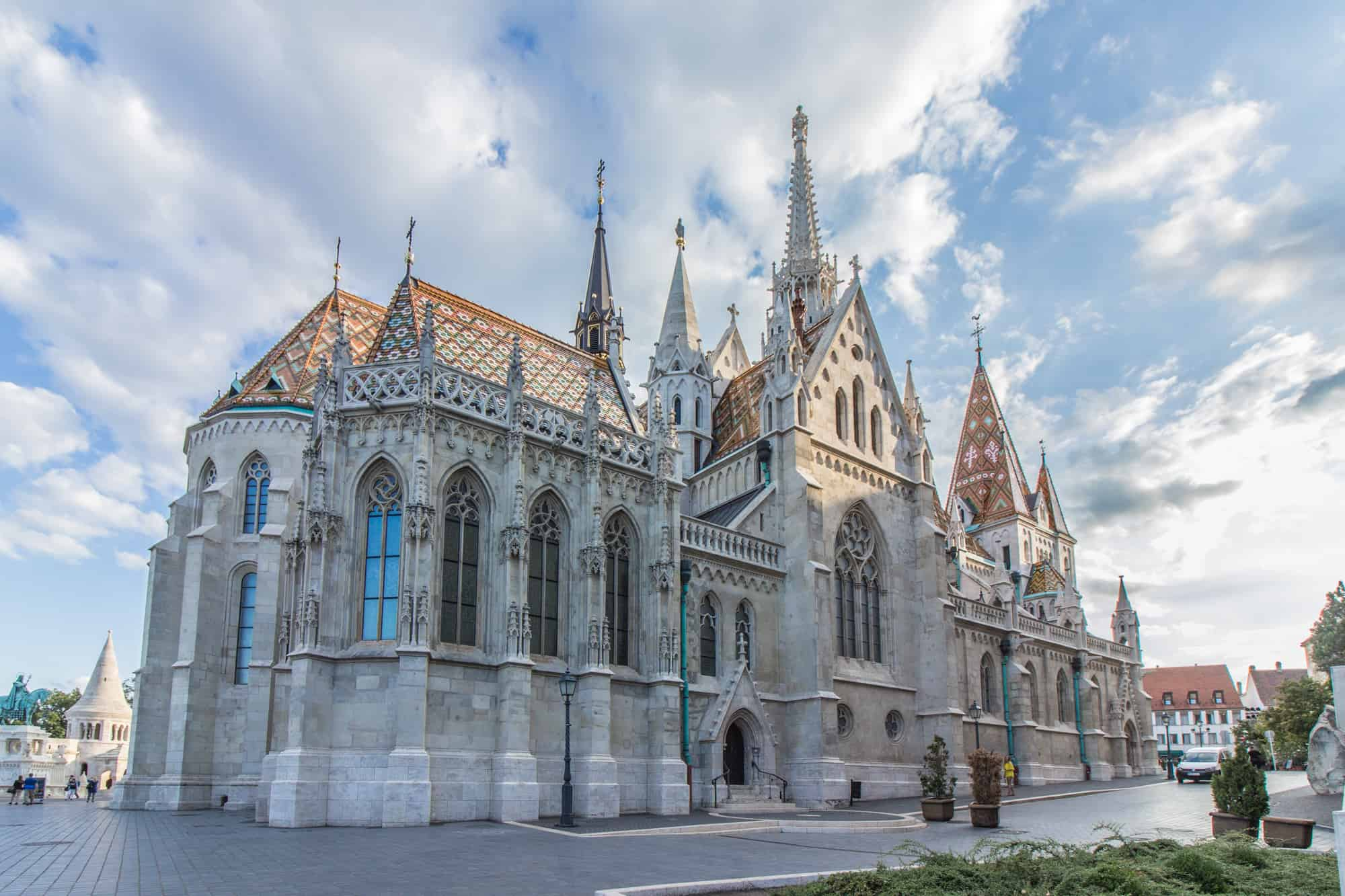 Best Capitals for Digital Nomads in Europe Budapest
