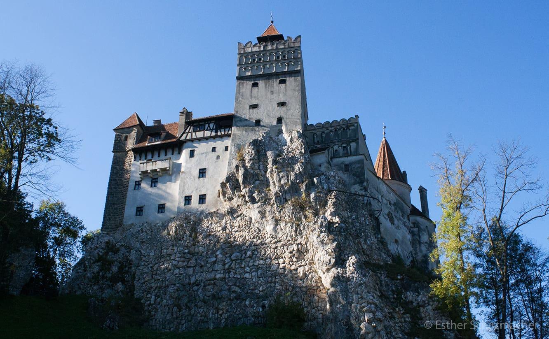 Bran Schloss Dracula