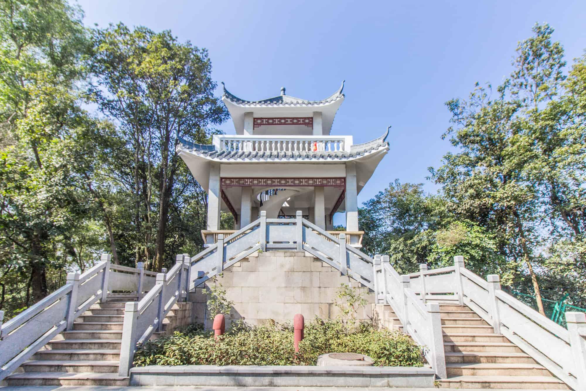 tempel shenzhen