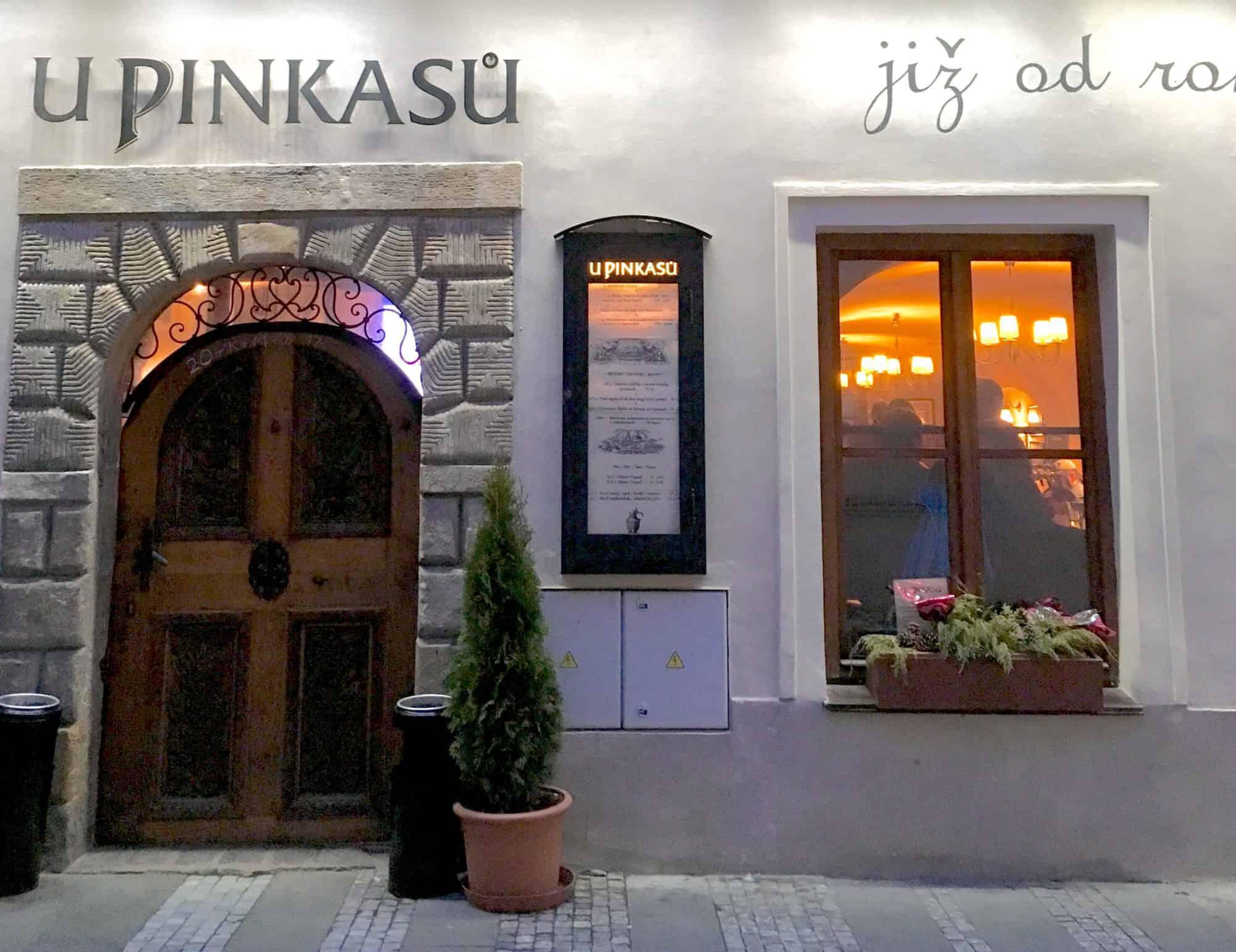 Restaurant Prag