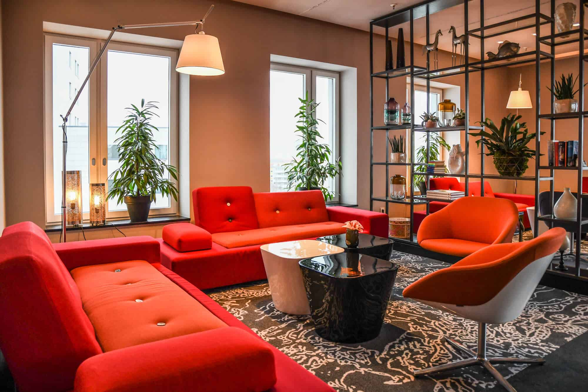 Vienna House Andel's Berlin – a-lounge