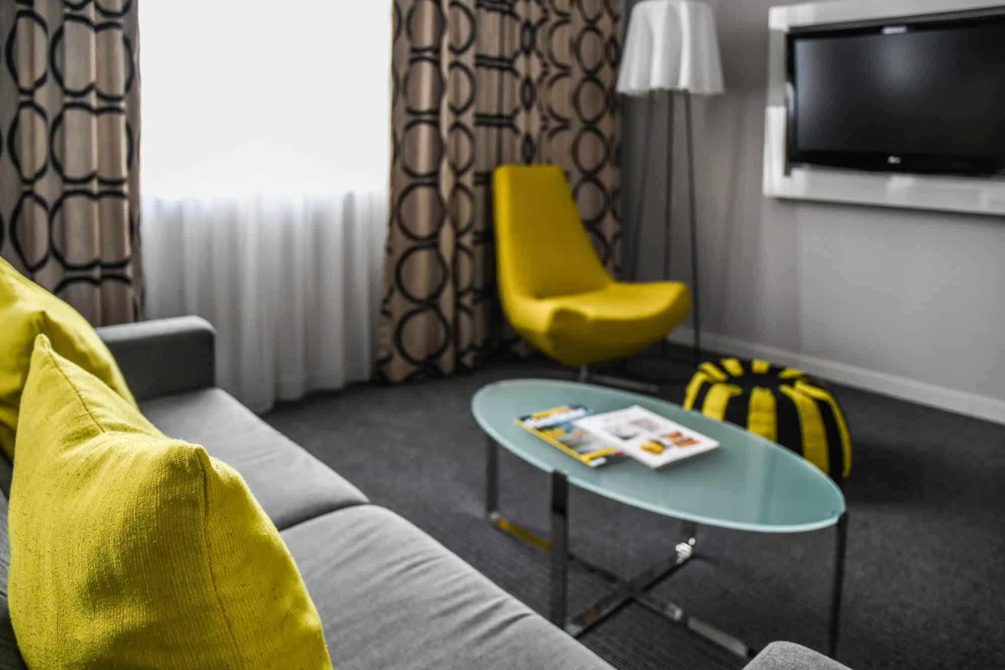 Vienna House Andel's Berlin – Das Zimmer