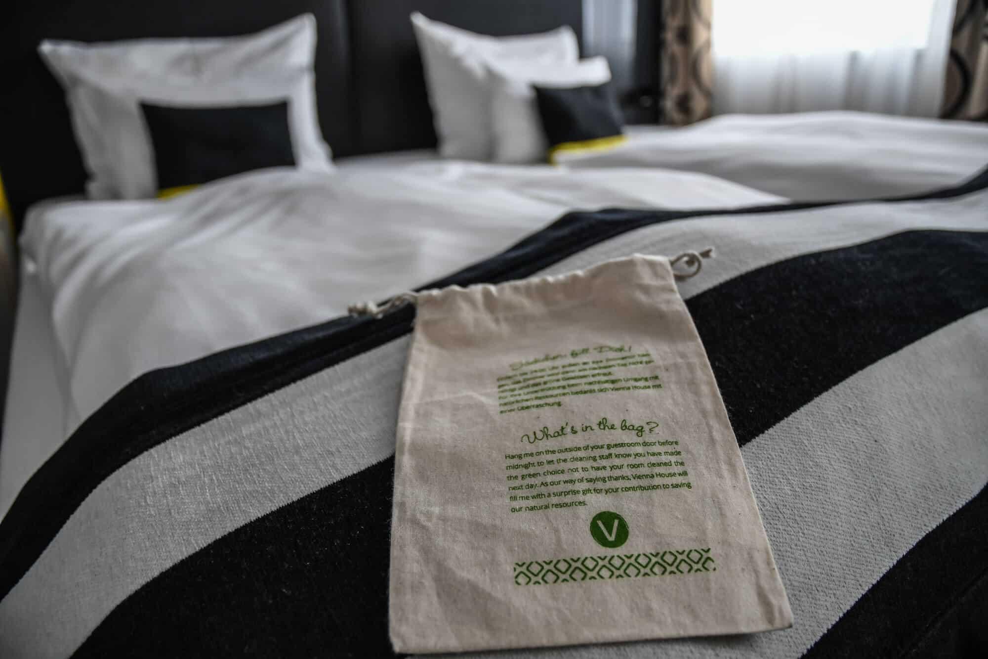 Vienna House Andel's Berlin – Nachhaltigkeit