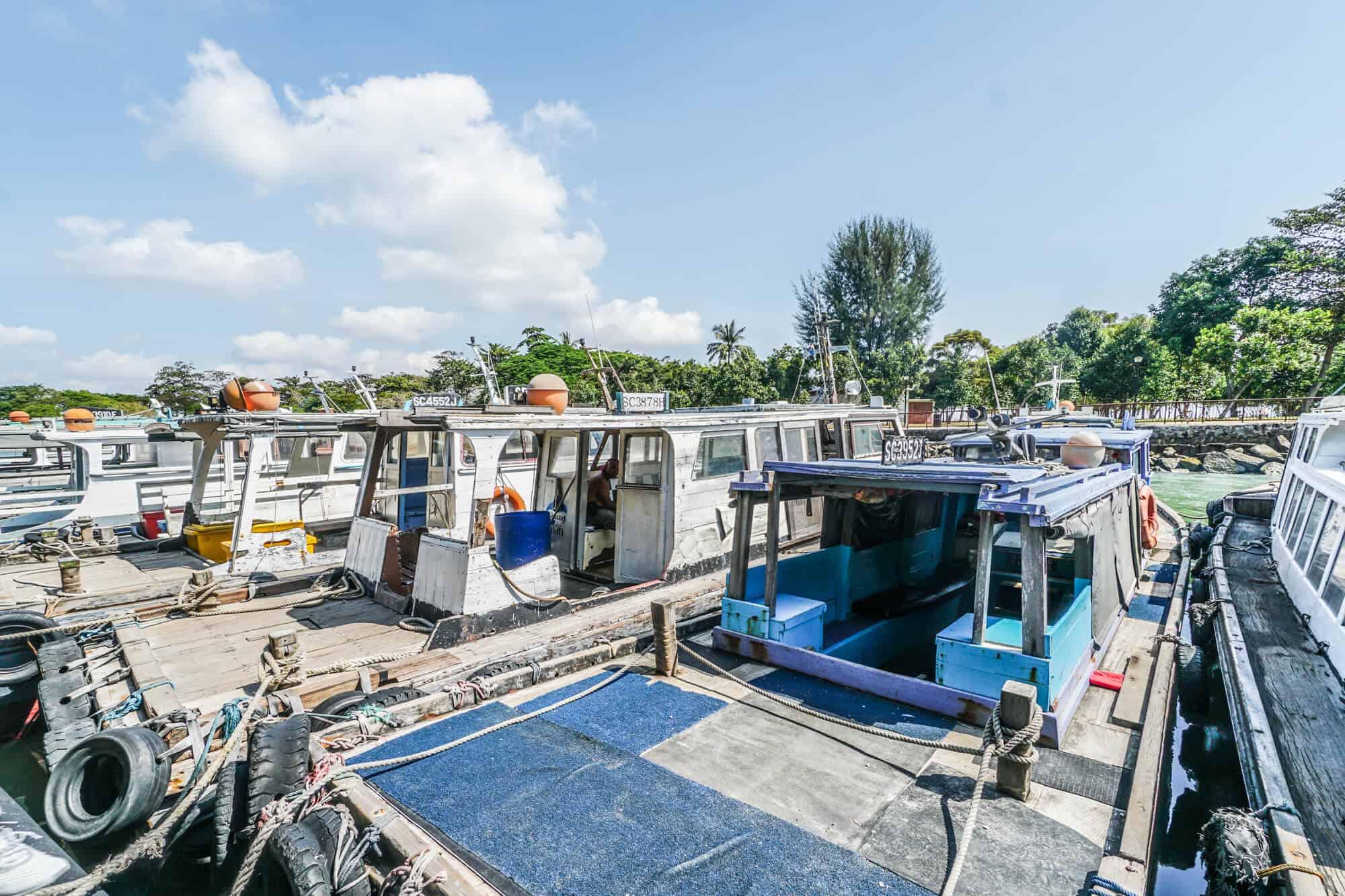 Changi Village Pulau Ubin