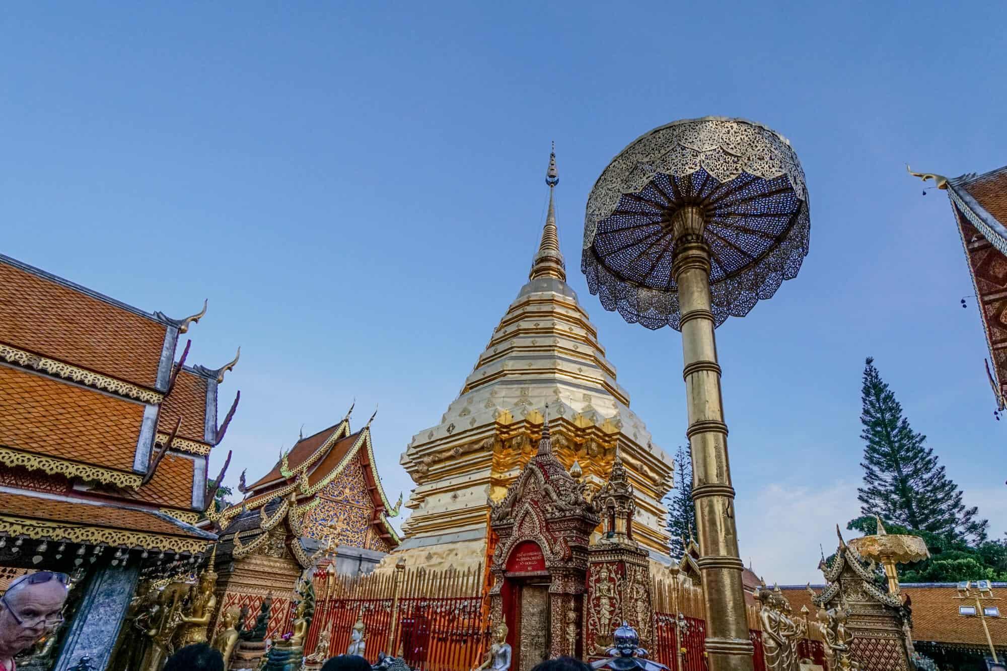 Wat Phra That Doi Suthep Chedi