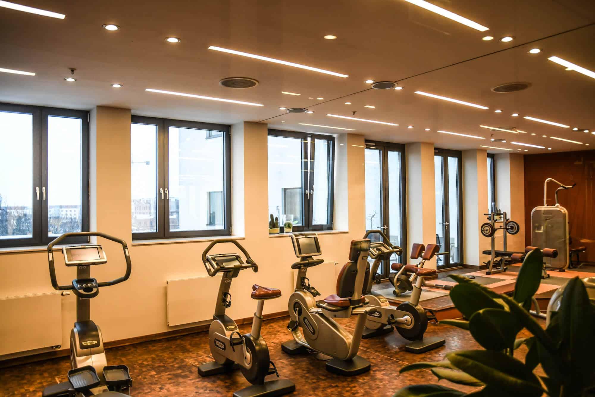 Vienna House Andel's Berlin – Fitnessstudio