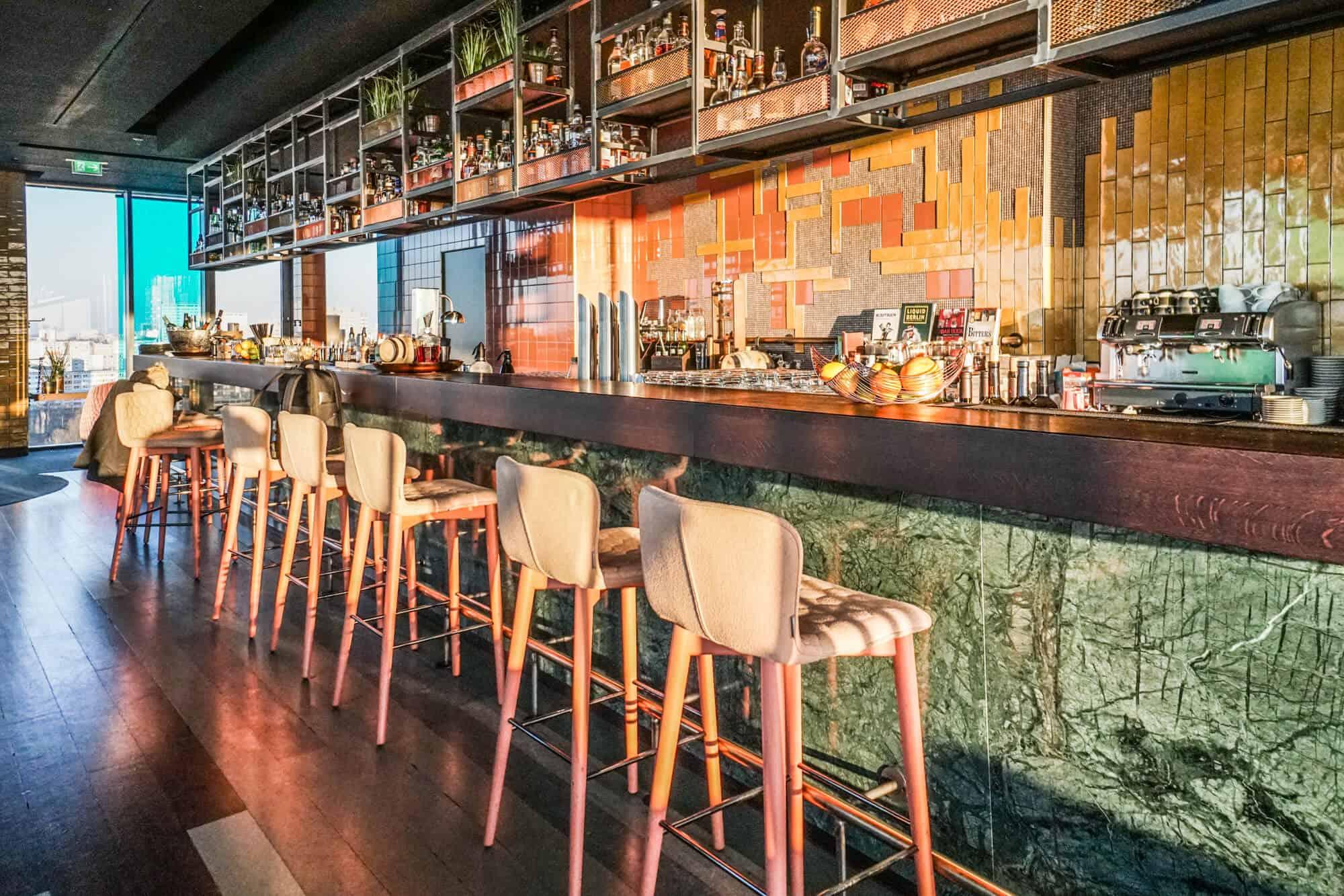 Vienna House Andel's Berlin – Skybar