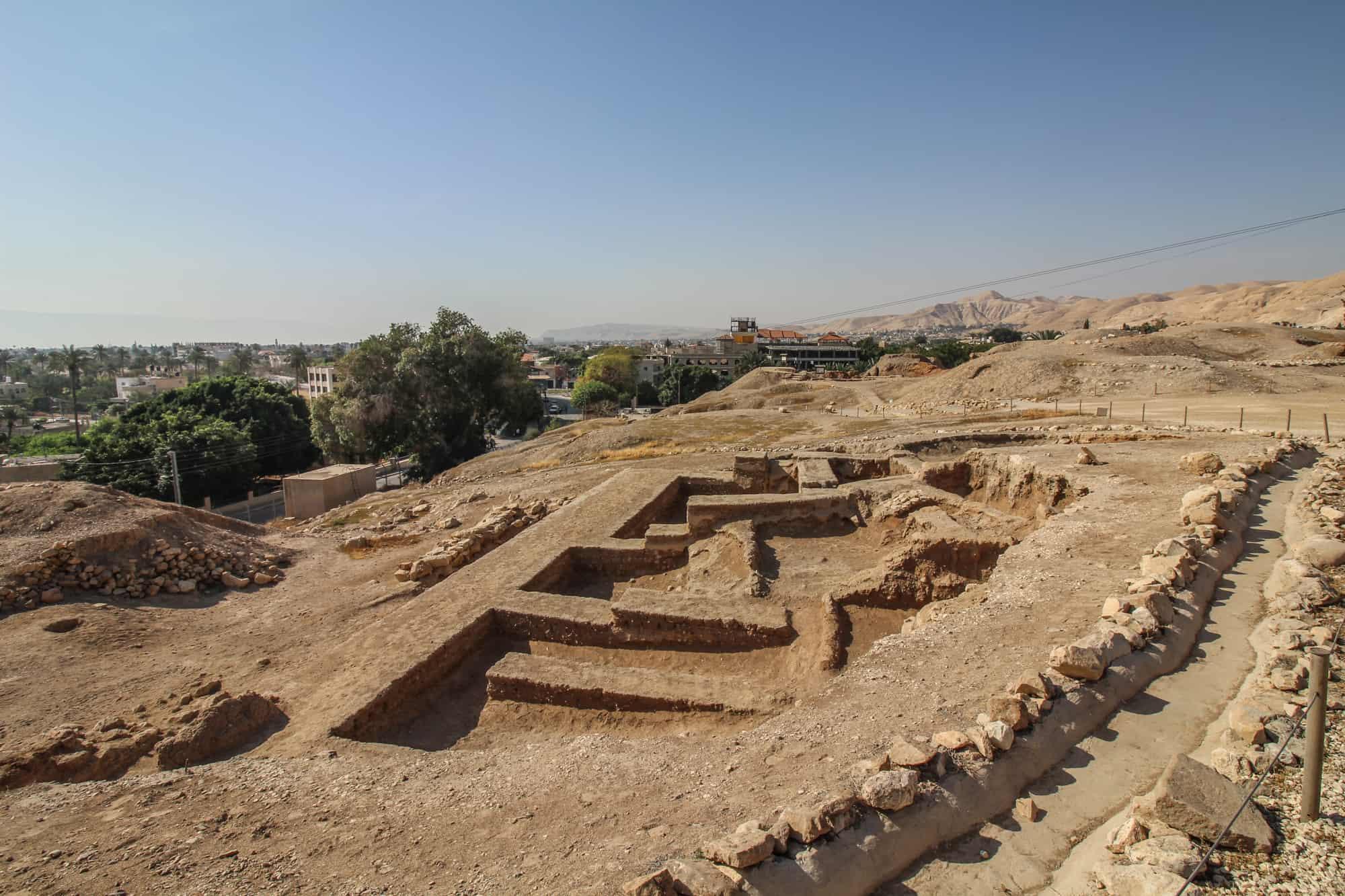 ausgrabungen jericho