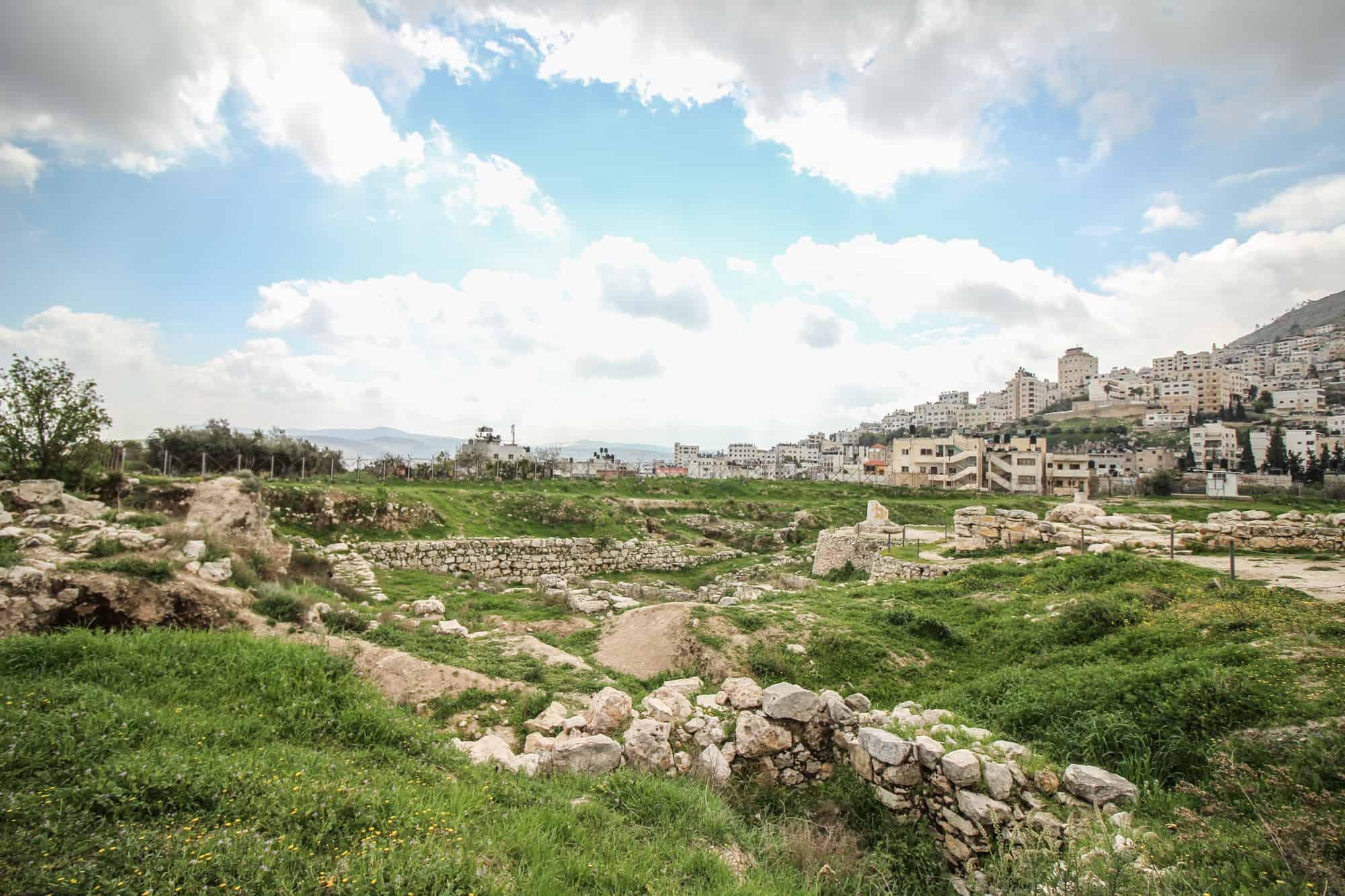 Nablus und Jenin Tour Stopp 3: Balata