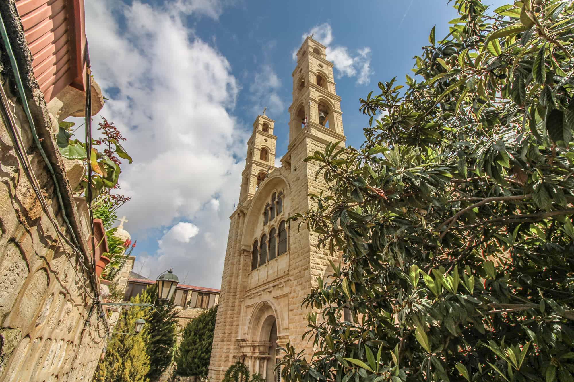 Nablus und Jenin Tour Stopp 2: Jakobsbrunnen