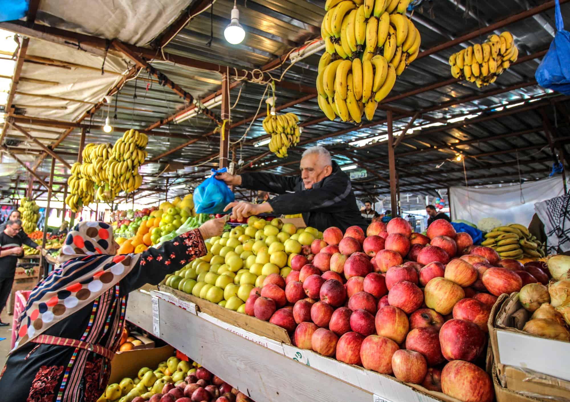 market ramallah