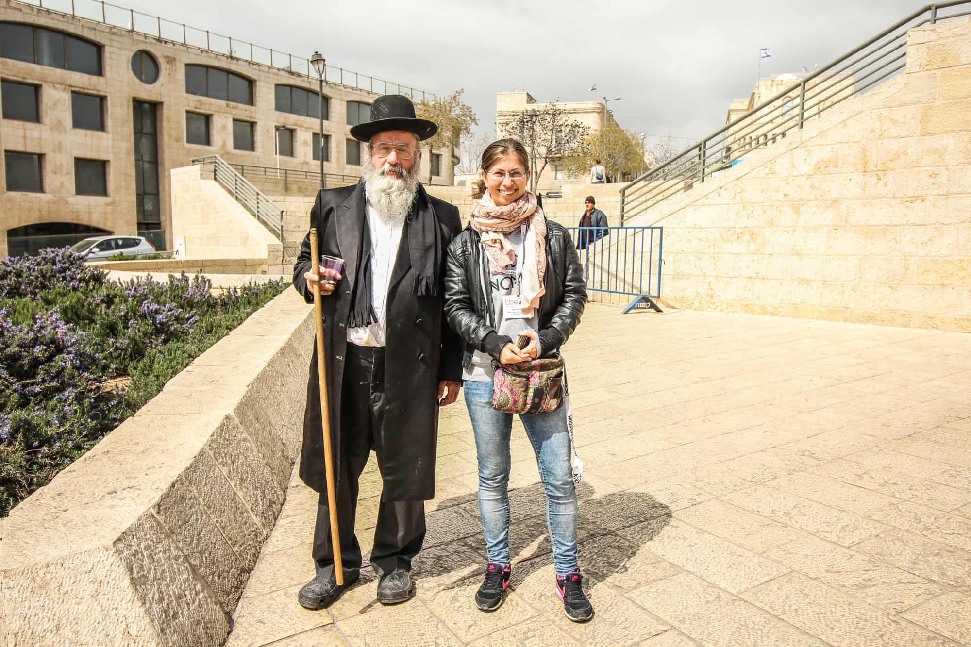 Traveling alone – The Israeli and I