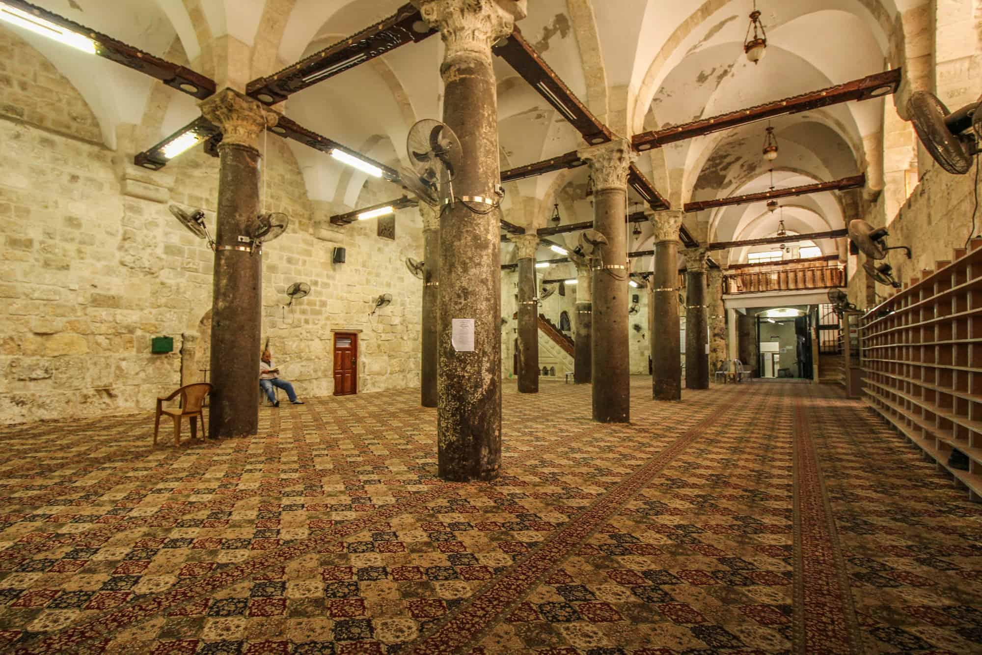 Nablus und Jenin Tour Stopp 4: Souq von Nablus