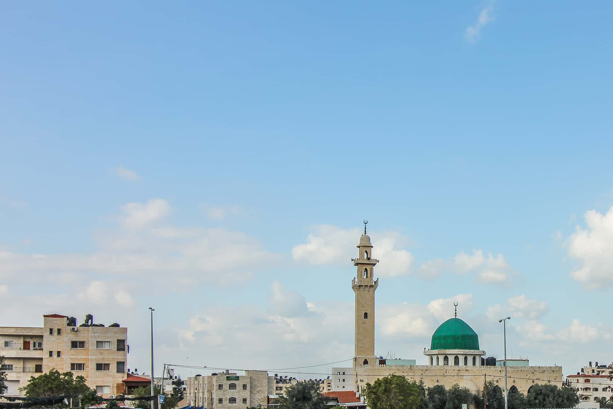 Nablus und Jenin Tour Stopp 5: Die Stadt Jenin
