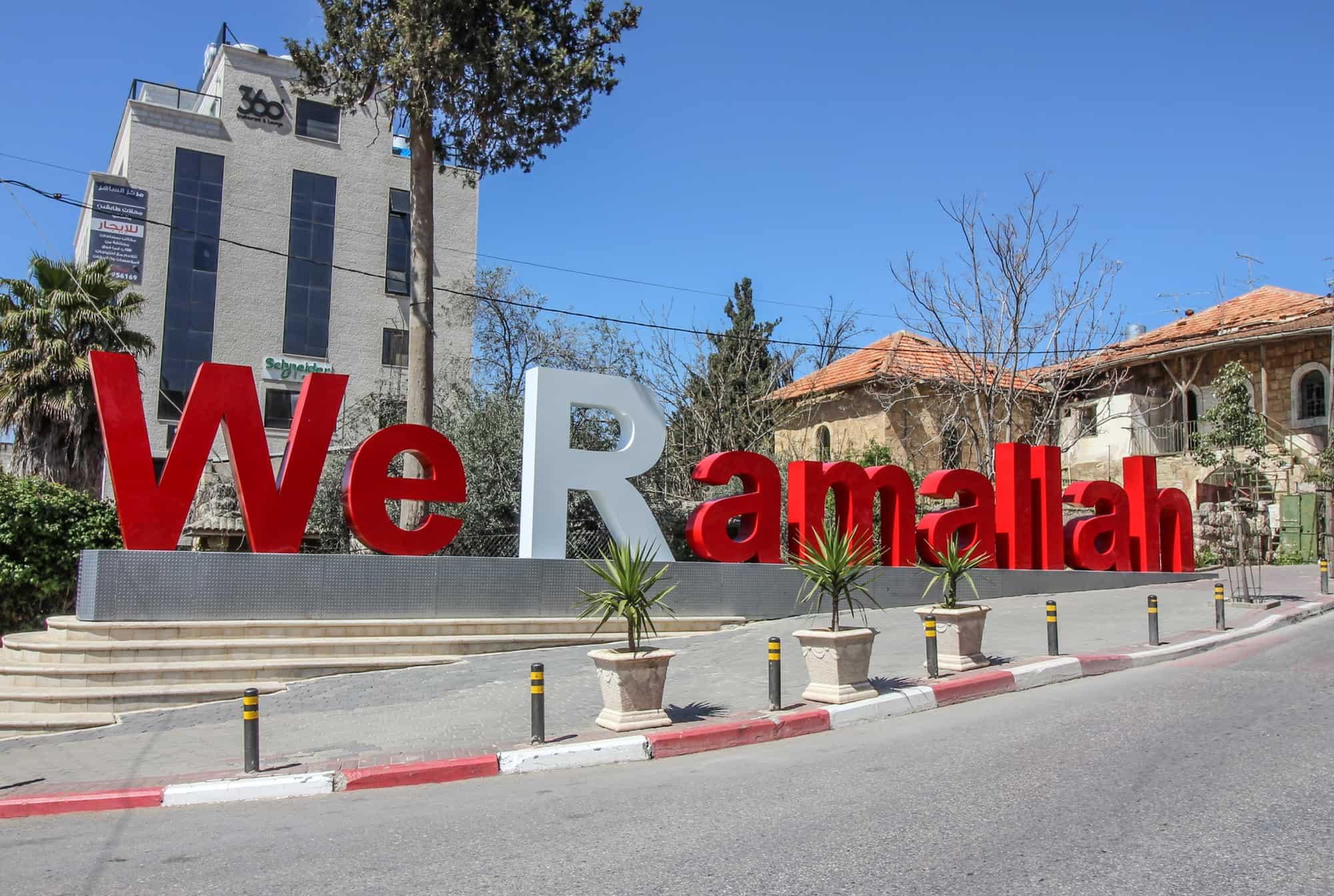 we ramallah