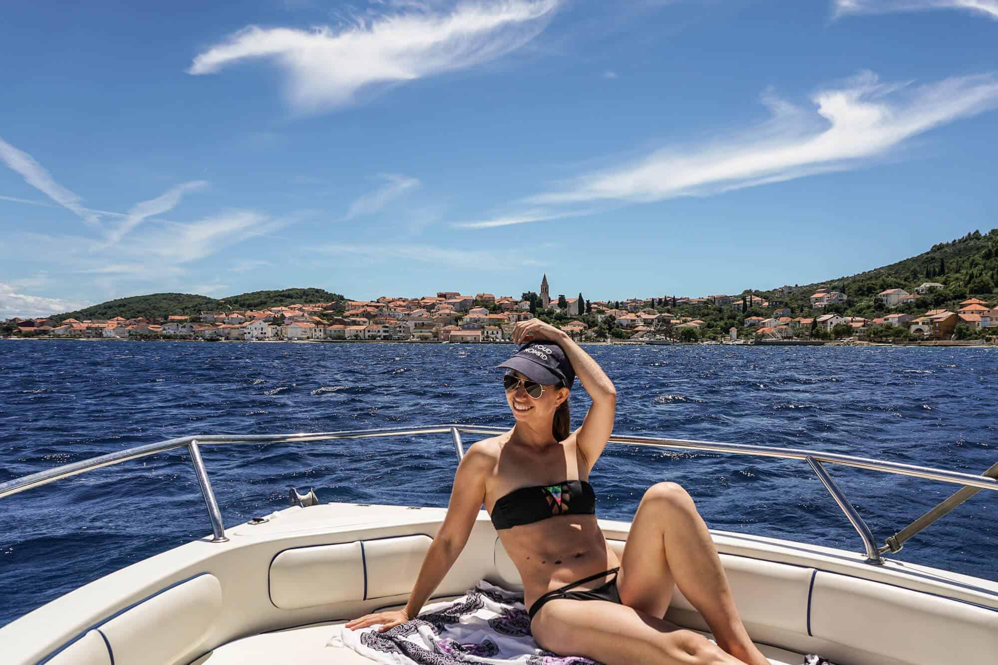 Auf Bootstour durch die Kornaten – Zadar, Ugljan und Pašman – Ranieri Boats