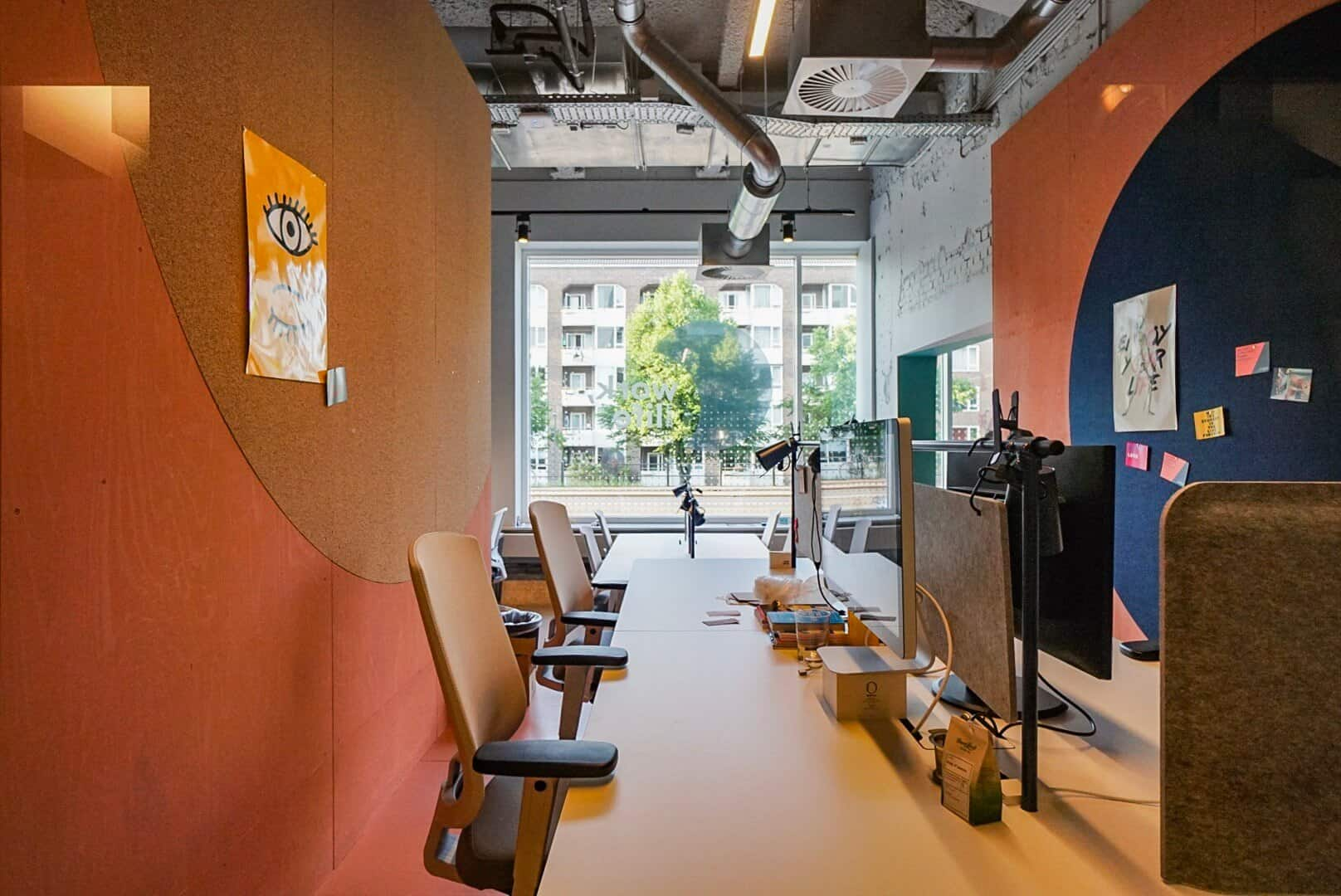 The Student Hotel Rotterdam Coworking