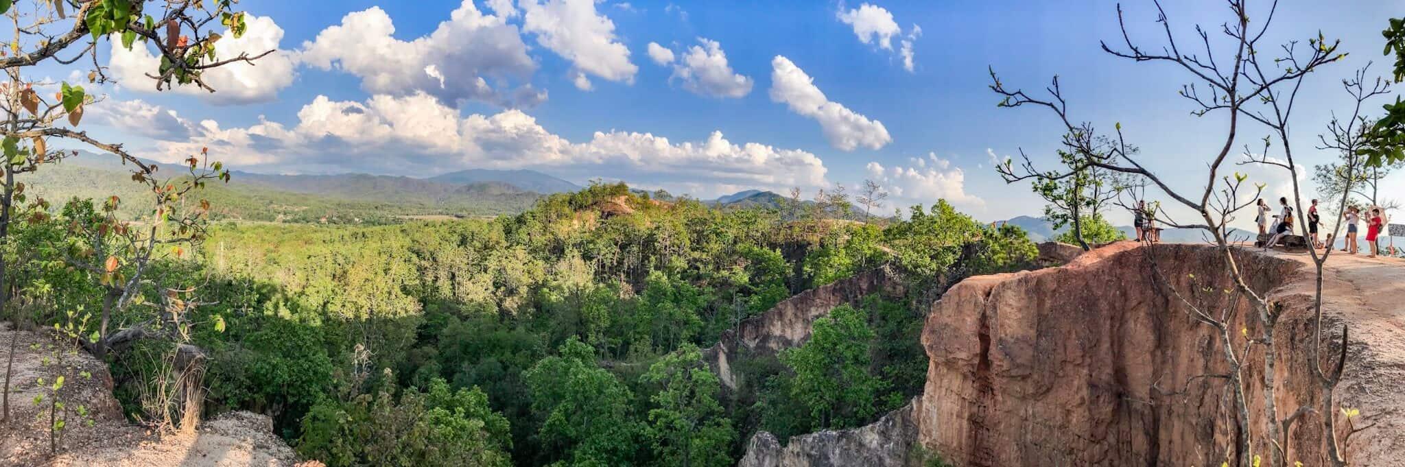 Pai für digitale Nomaden – Pai Canyon