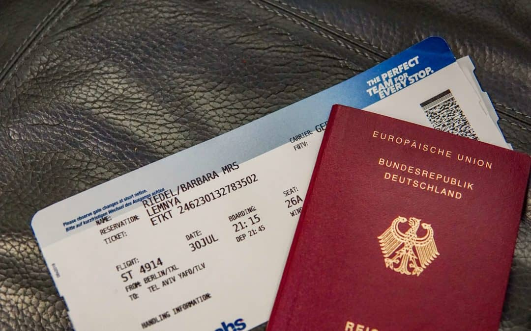 With Germania from Berlin to Tel Aviv – My Flight to Sin City