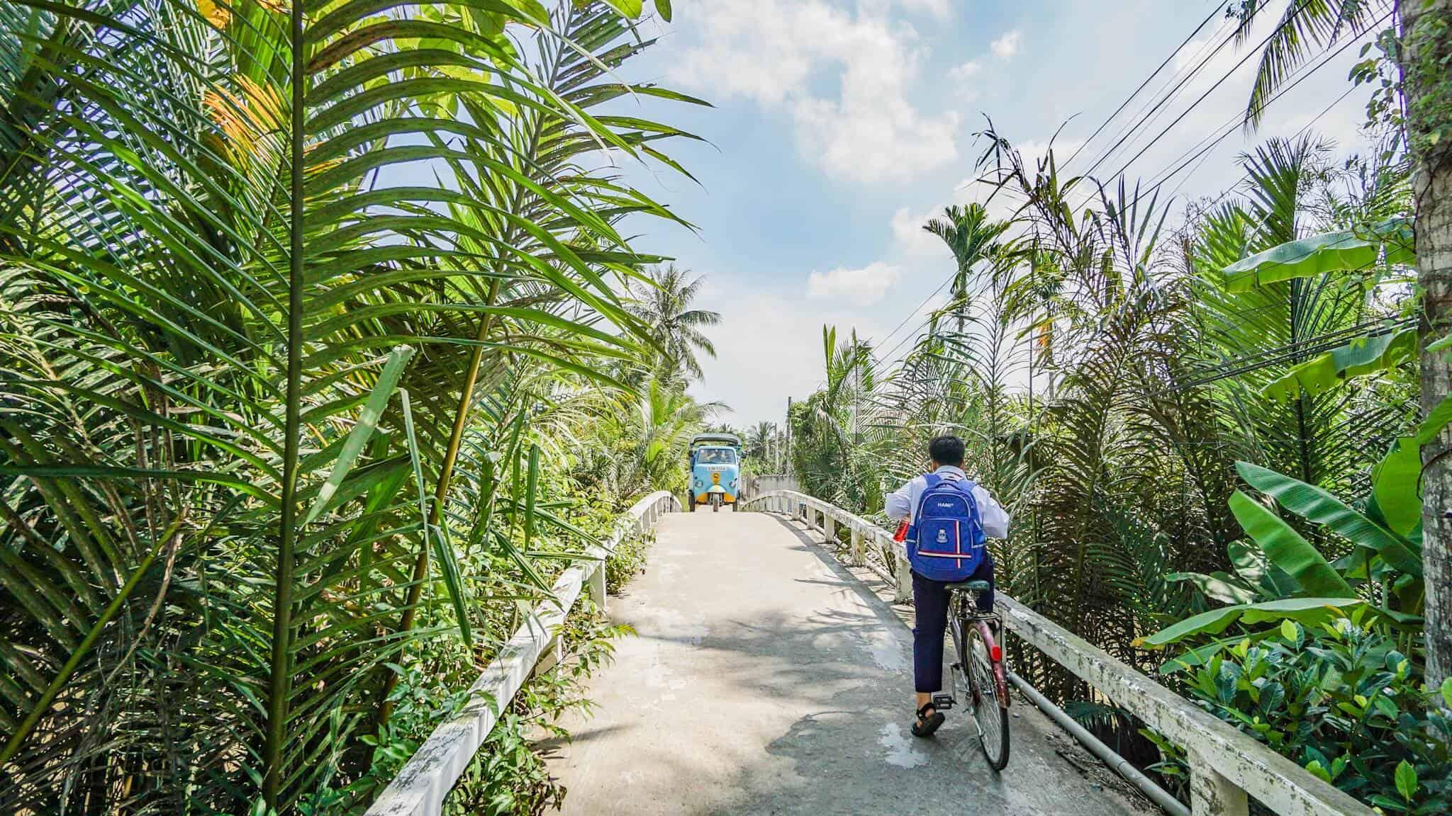 Day Trip Mekong Delta