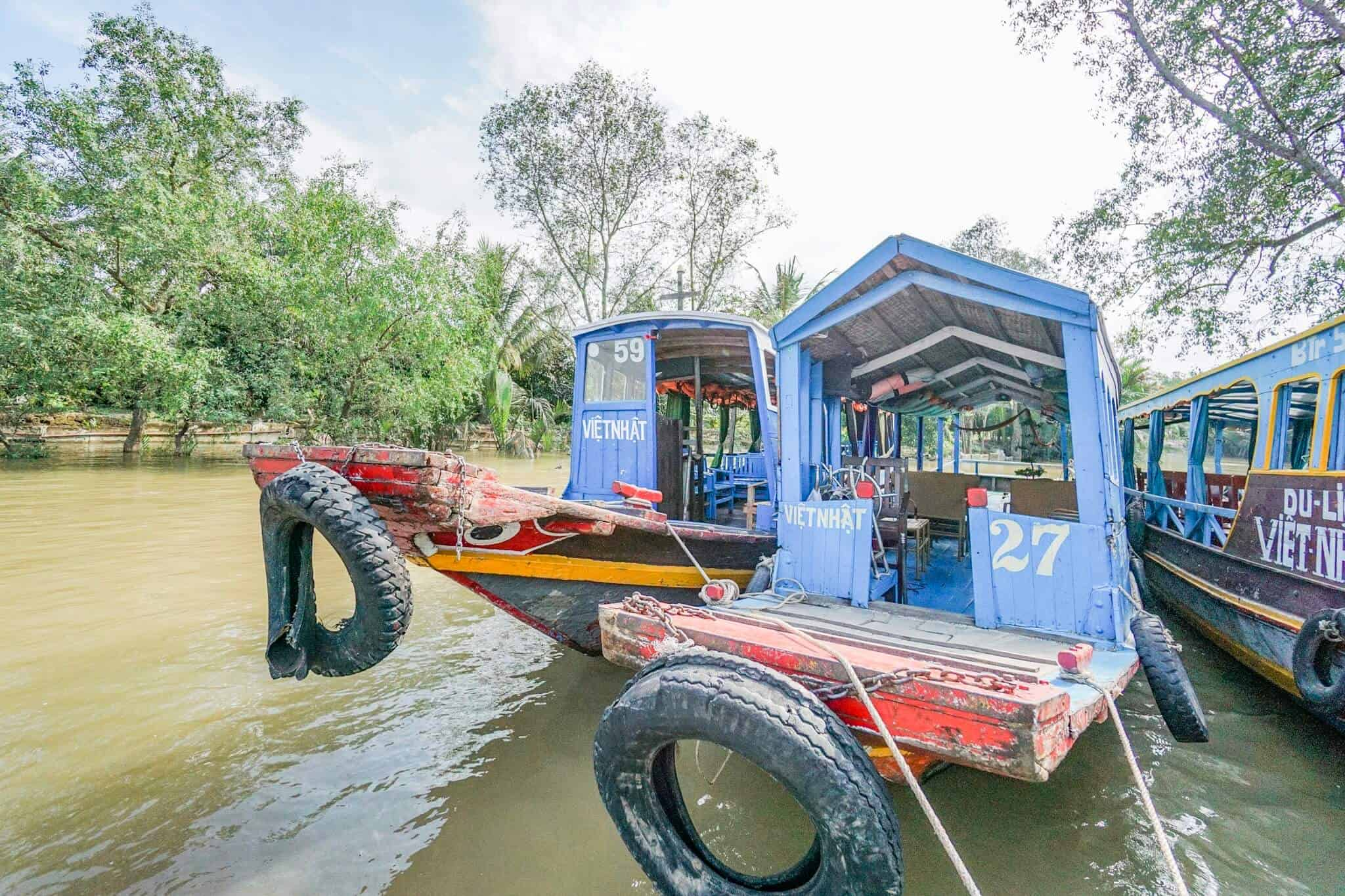Day Trip Mekong Delta
