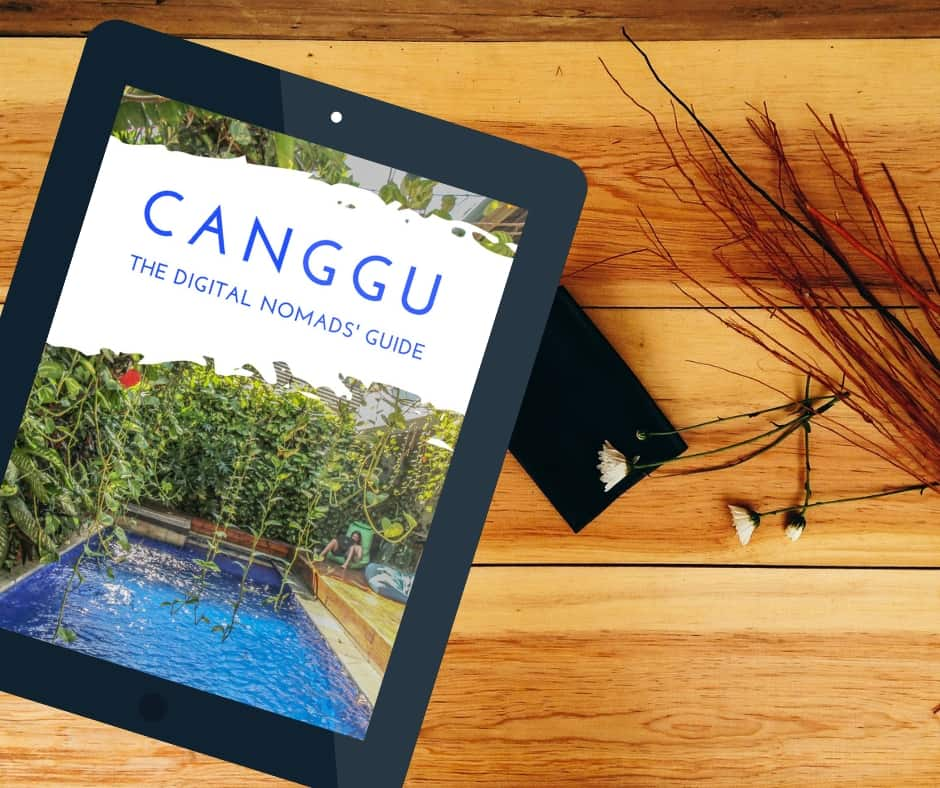 Canggu Guide for Digital Nomads
