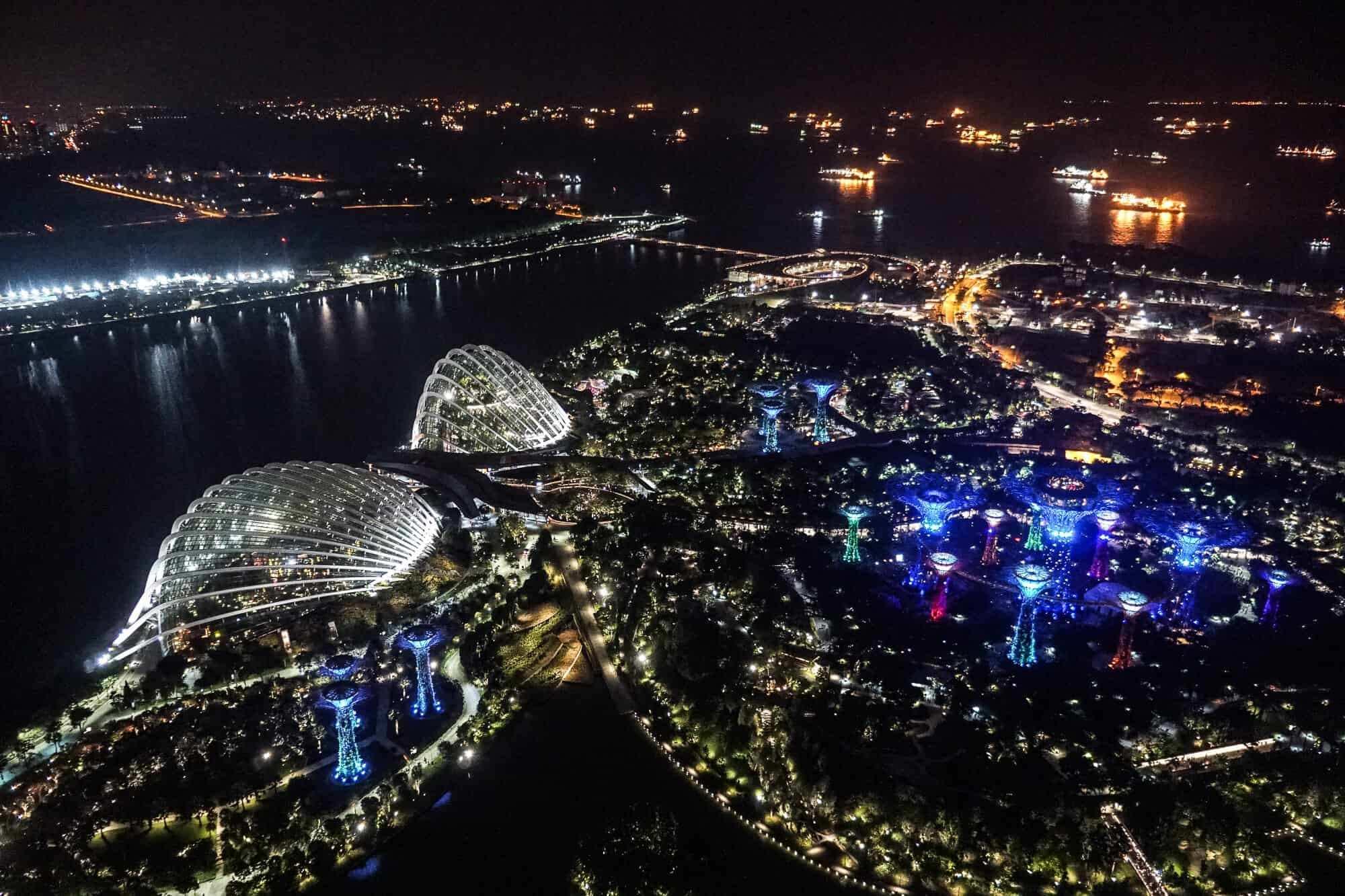Gardens by the Bay – Marina Bay Sands SkyPark