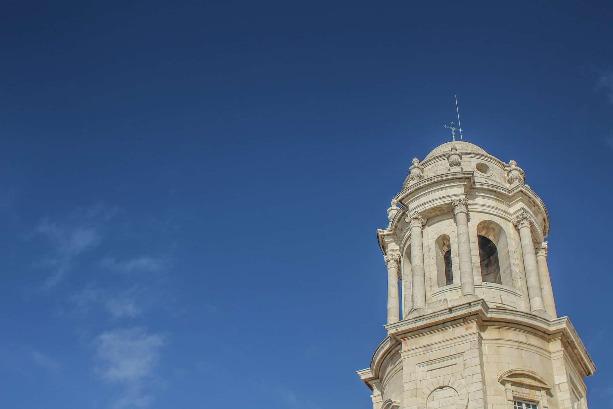 Kuppel Cadiz