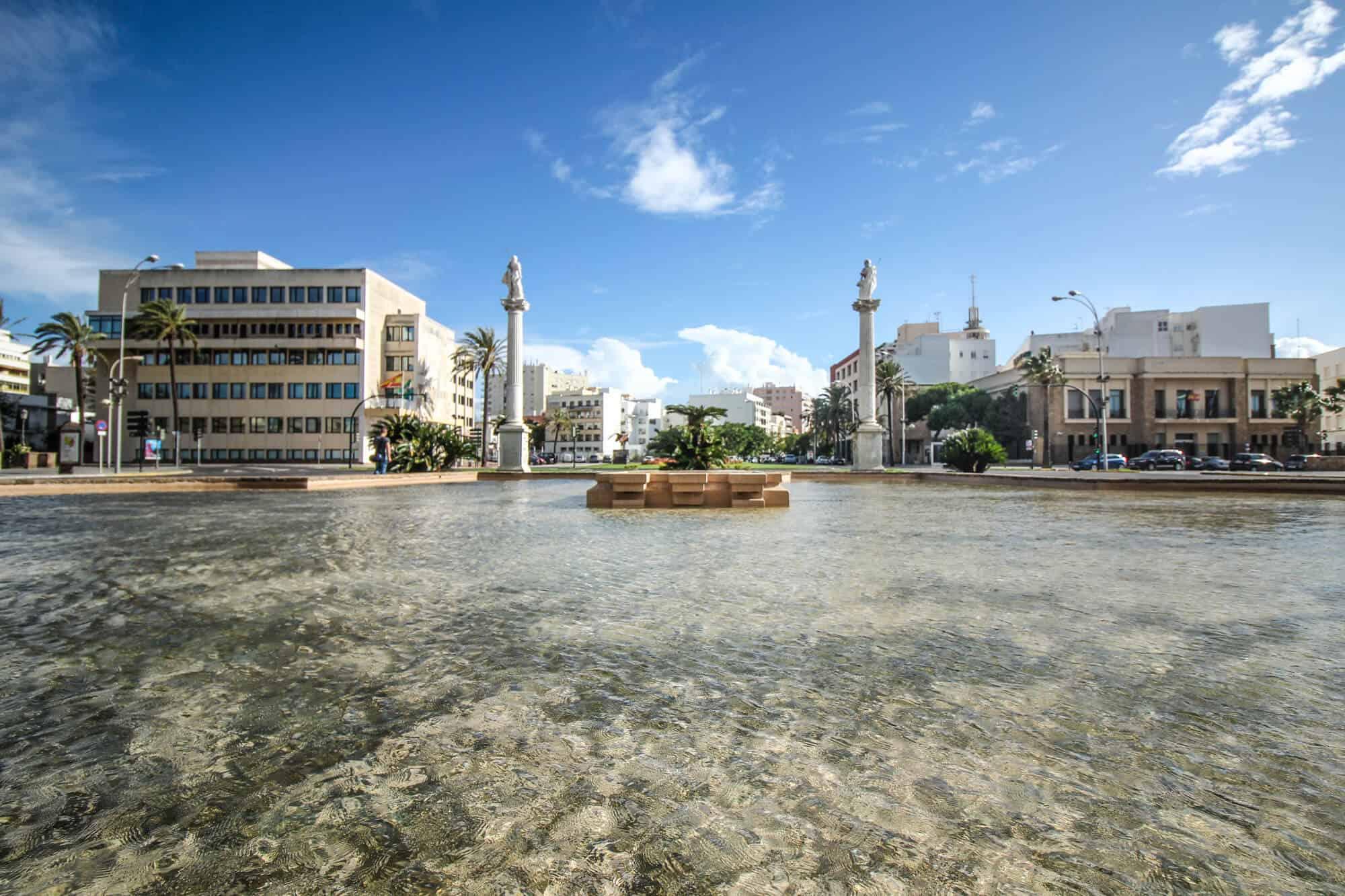 Teich Cadiz