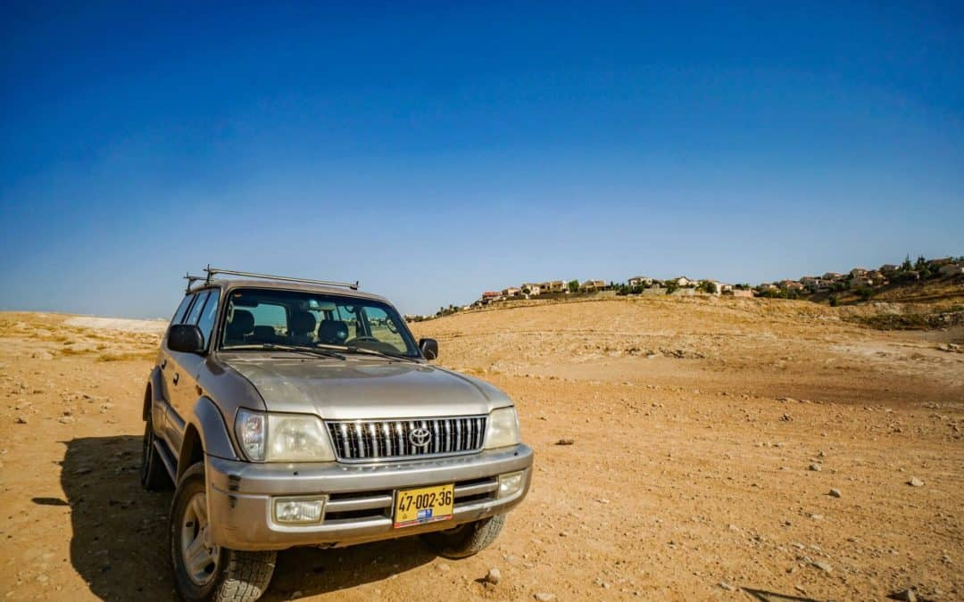 Judean Desert Jeep Tour – A Day Trip to the Israeli Desert