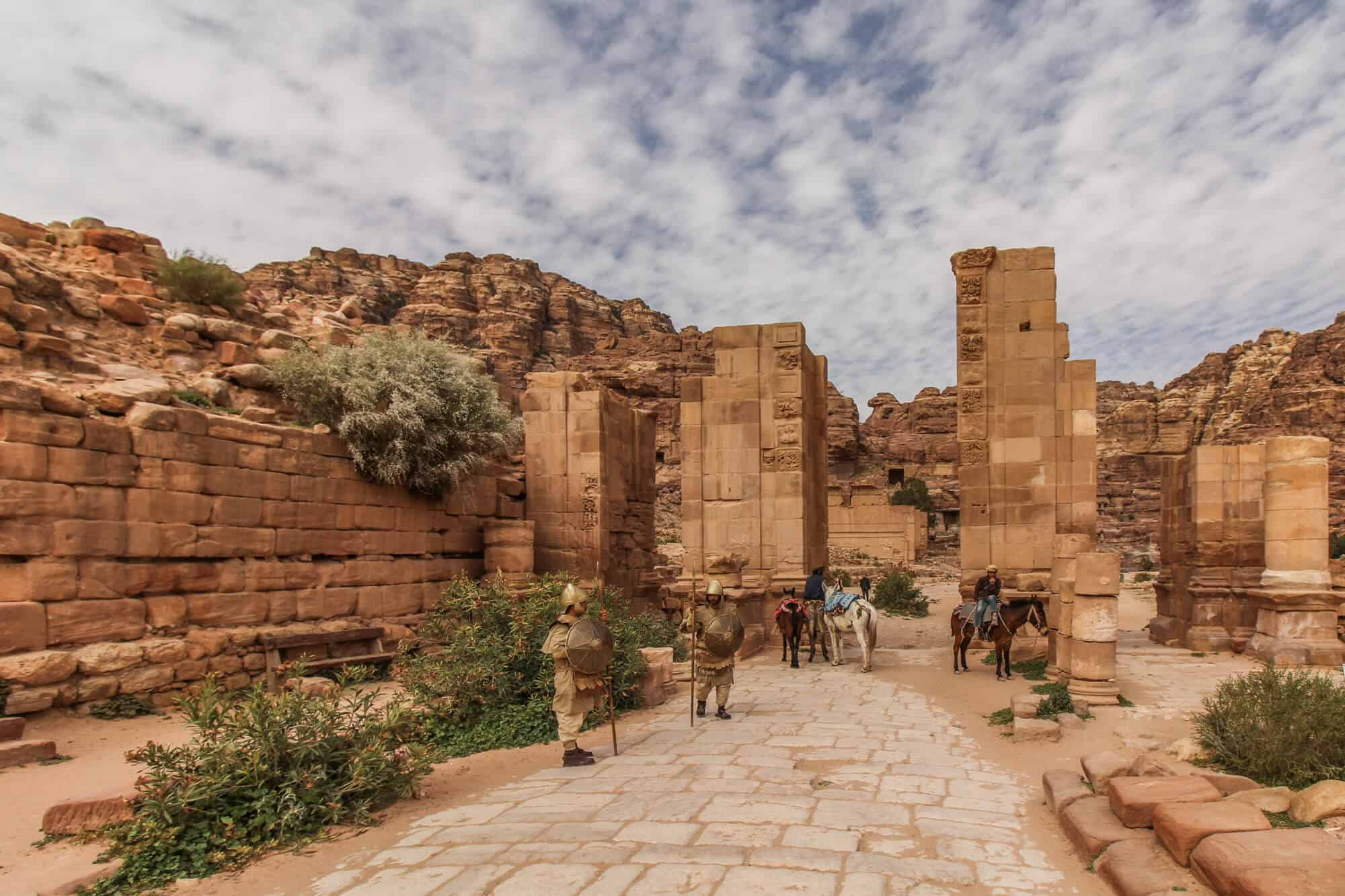 City Gate Petra