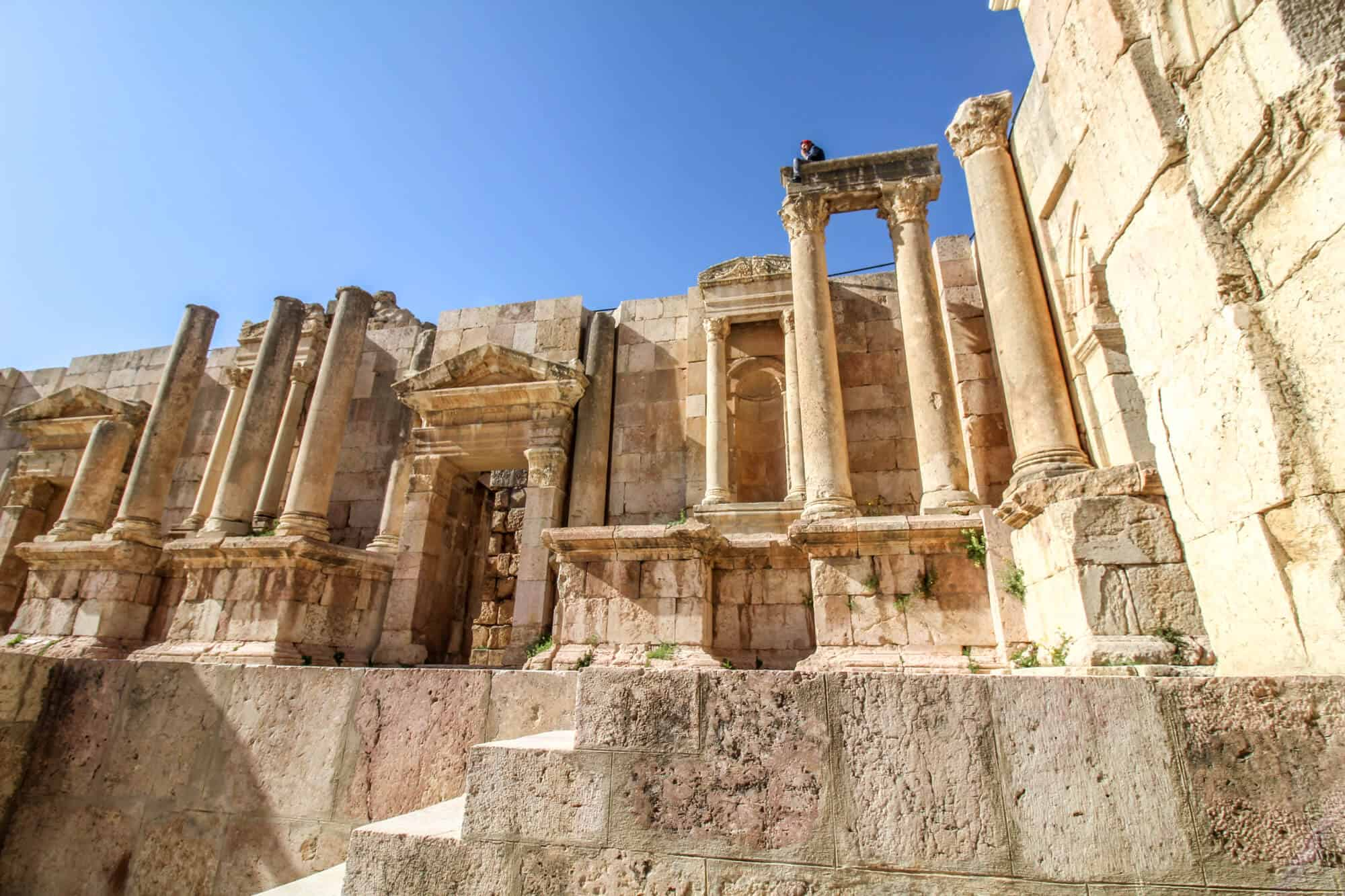 Theater Jerash