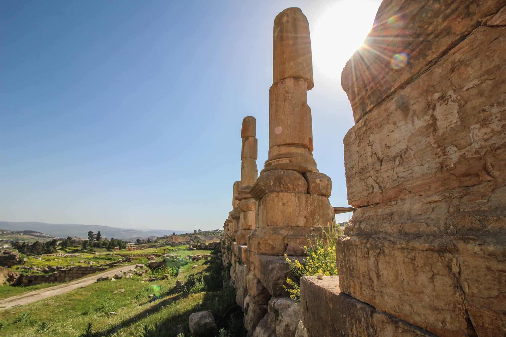 Temple Jerash