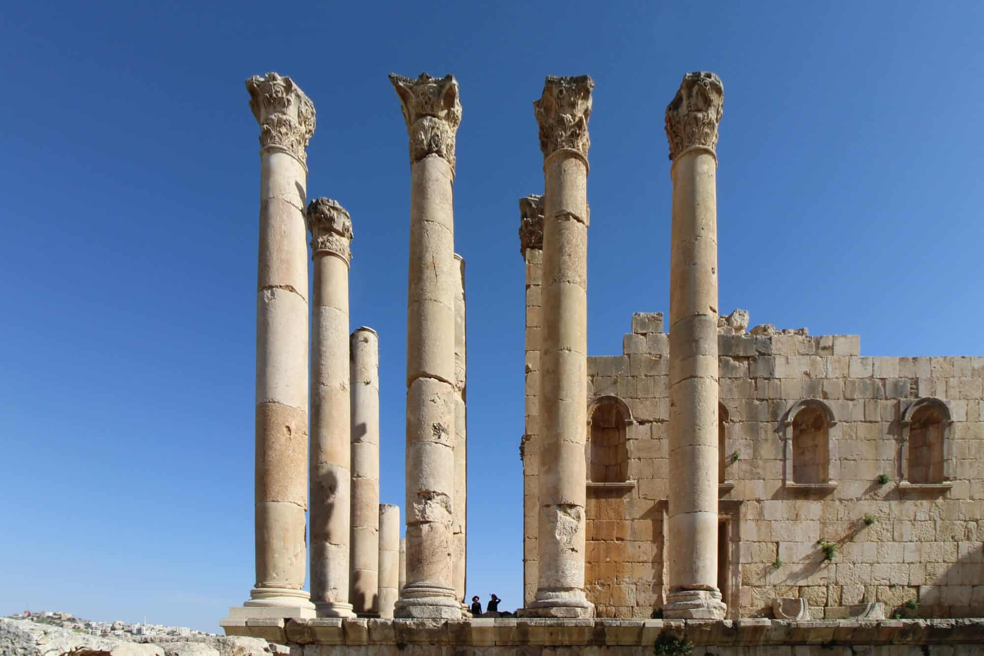 Temple of Zeus Jerash